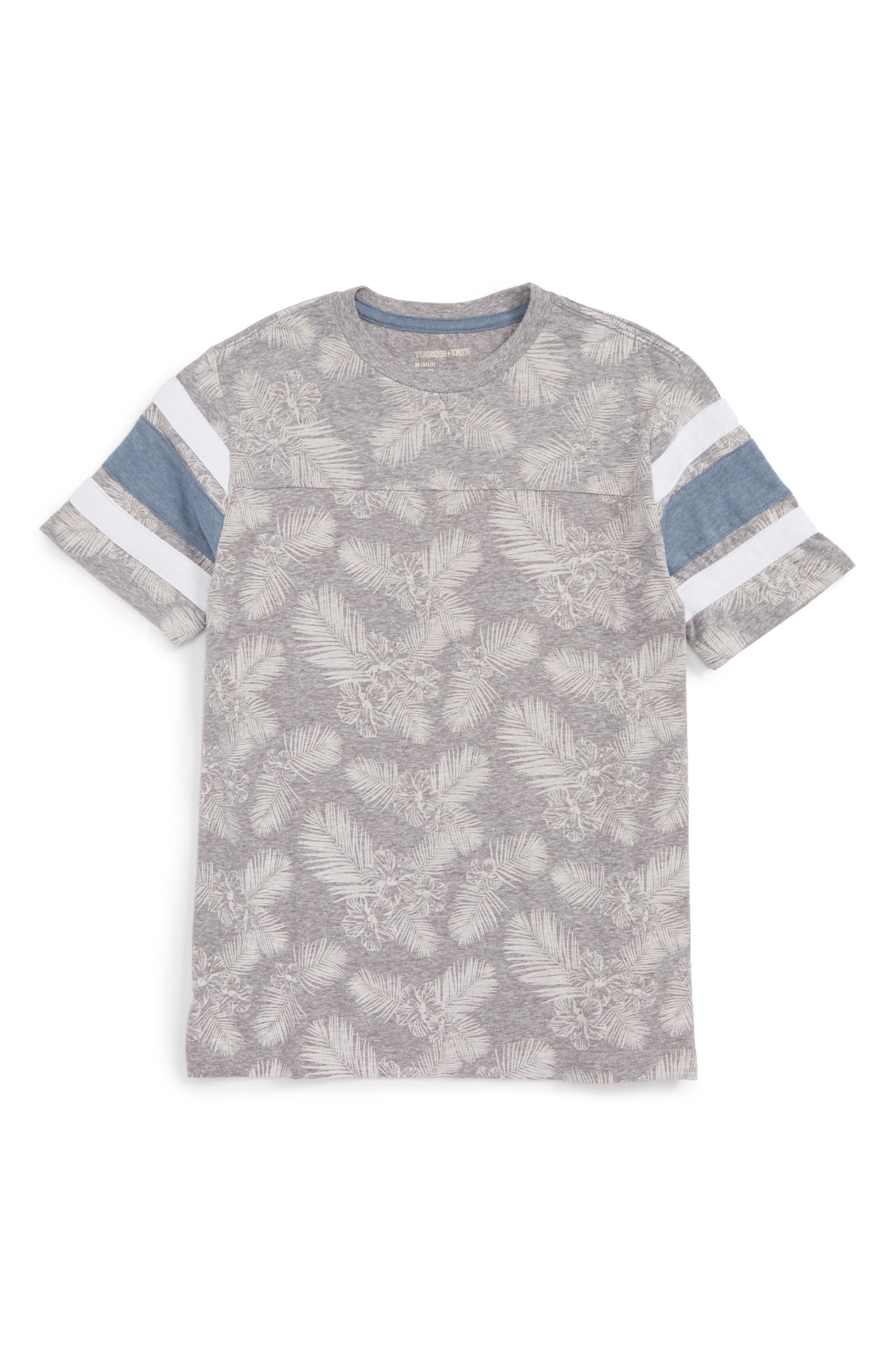 Tucker + Tate Print T-Shirt (Big Boys)
