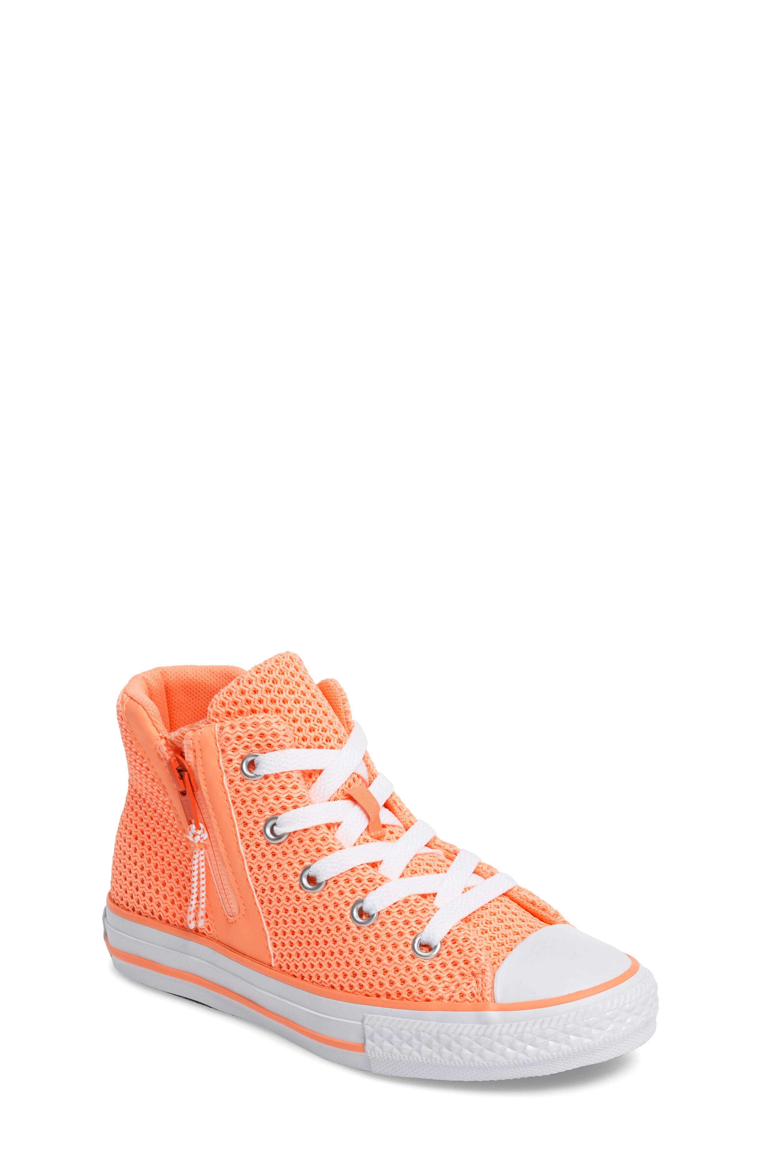 Chuck Taylor® All Star® Mesh High Top Sneaker (Toddler, Little Kid & Big Kid)