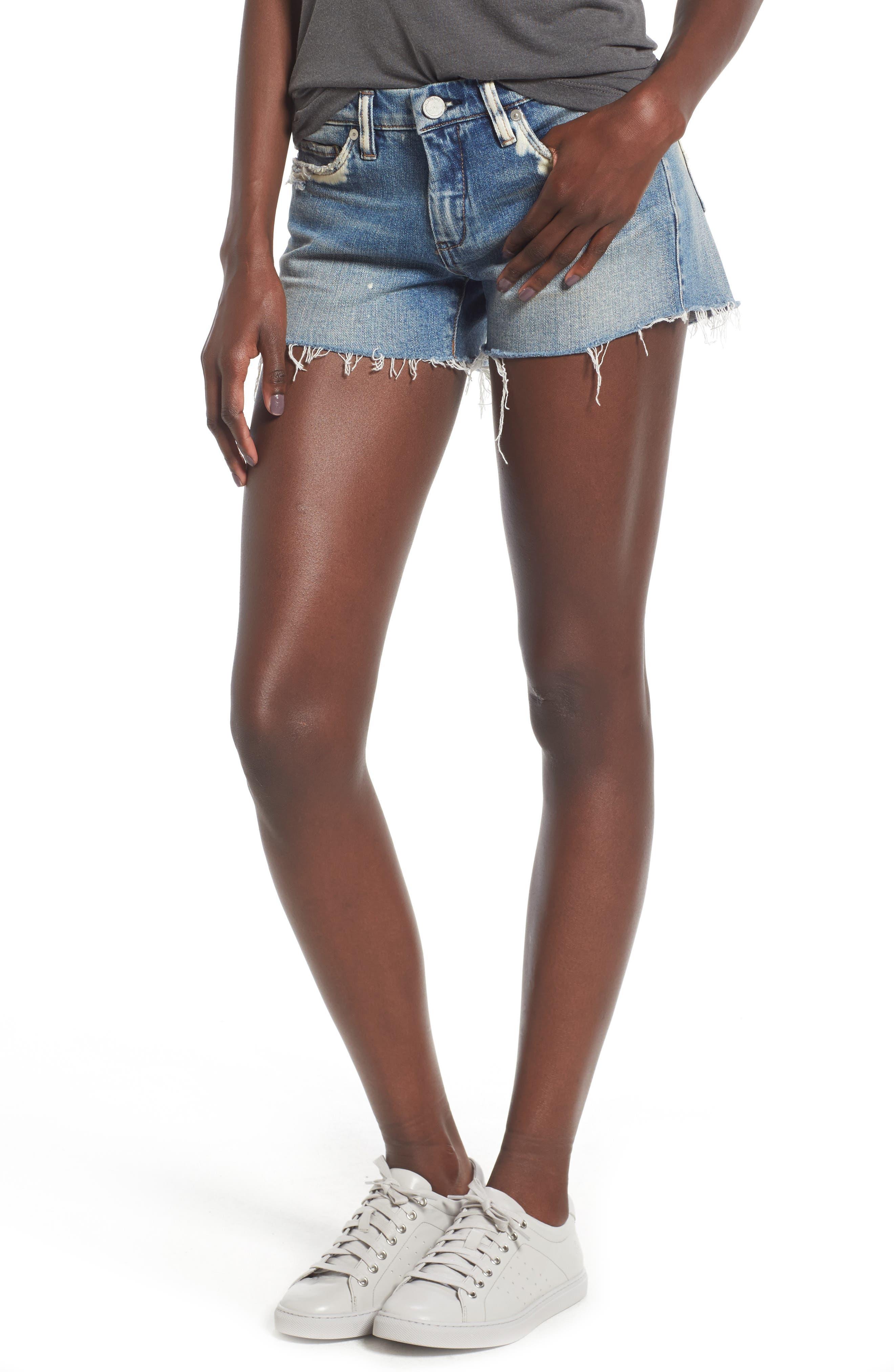 BLANKNYC Denim Shorts (Frays for Days)
