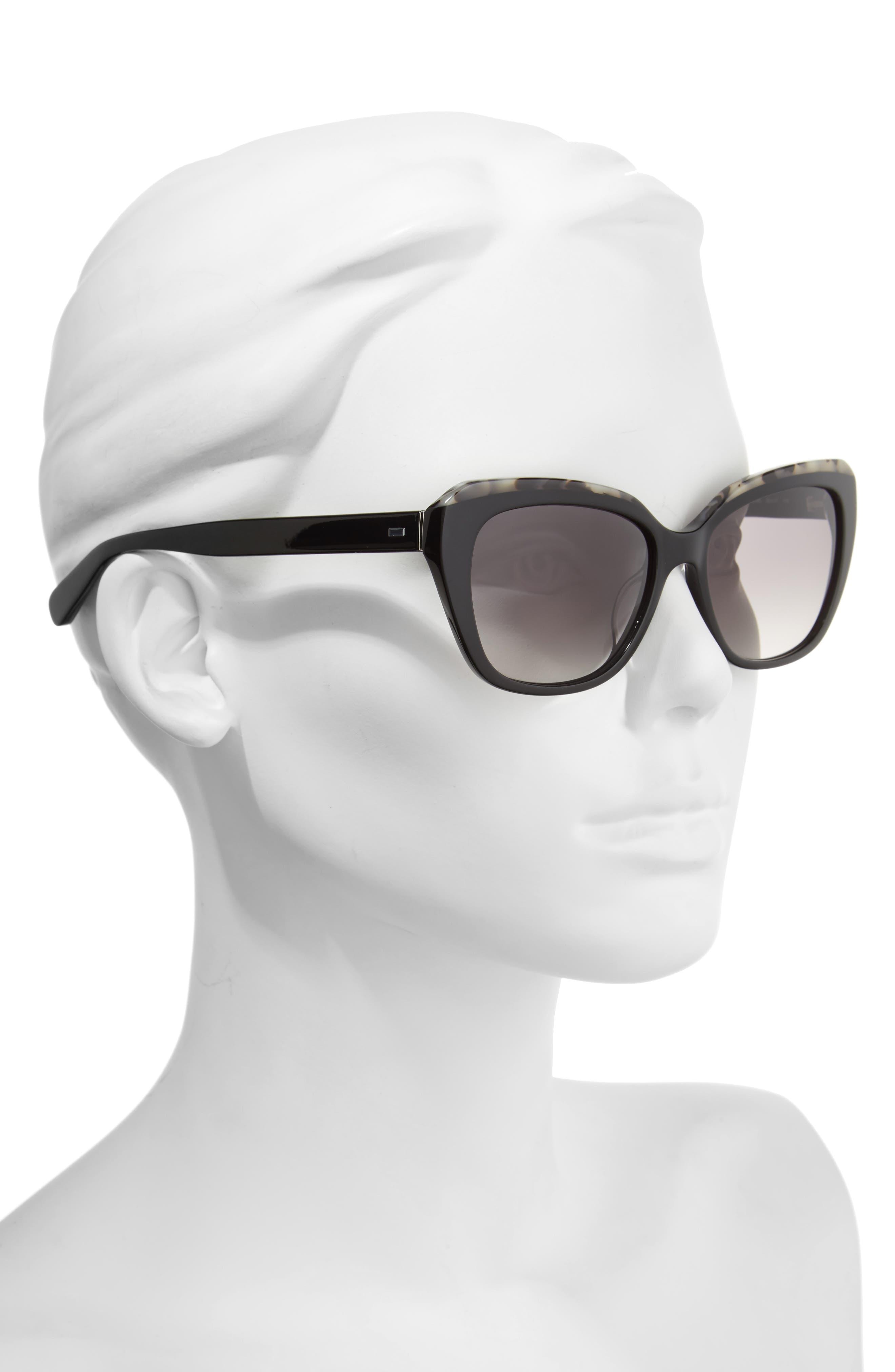 Alternate Image 2  - Bobbie Brown The Koko 55mm Cat Eye Sunglasses