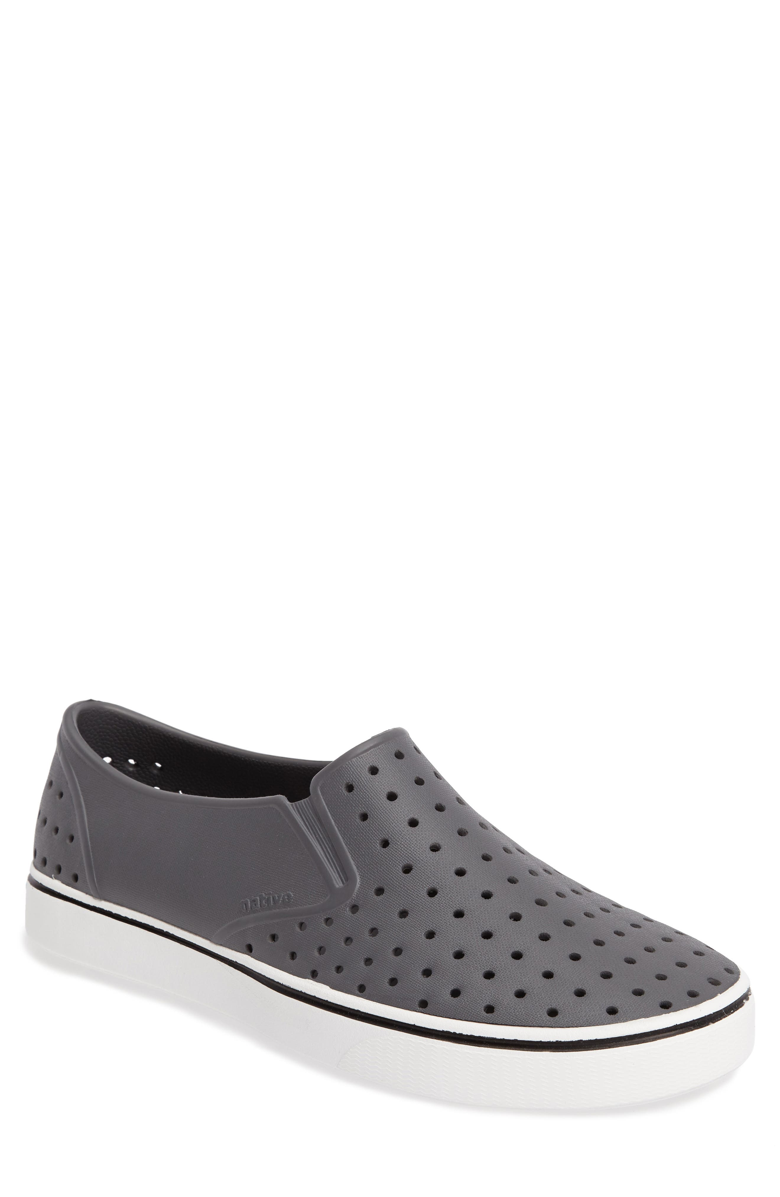 Native Shoes Miles Water Friendly Perforated Slip-On (Men)