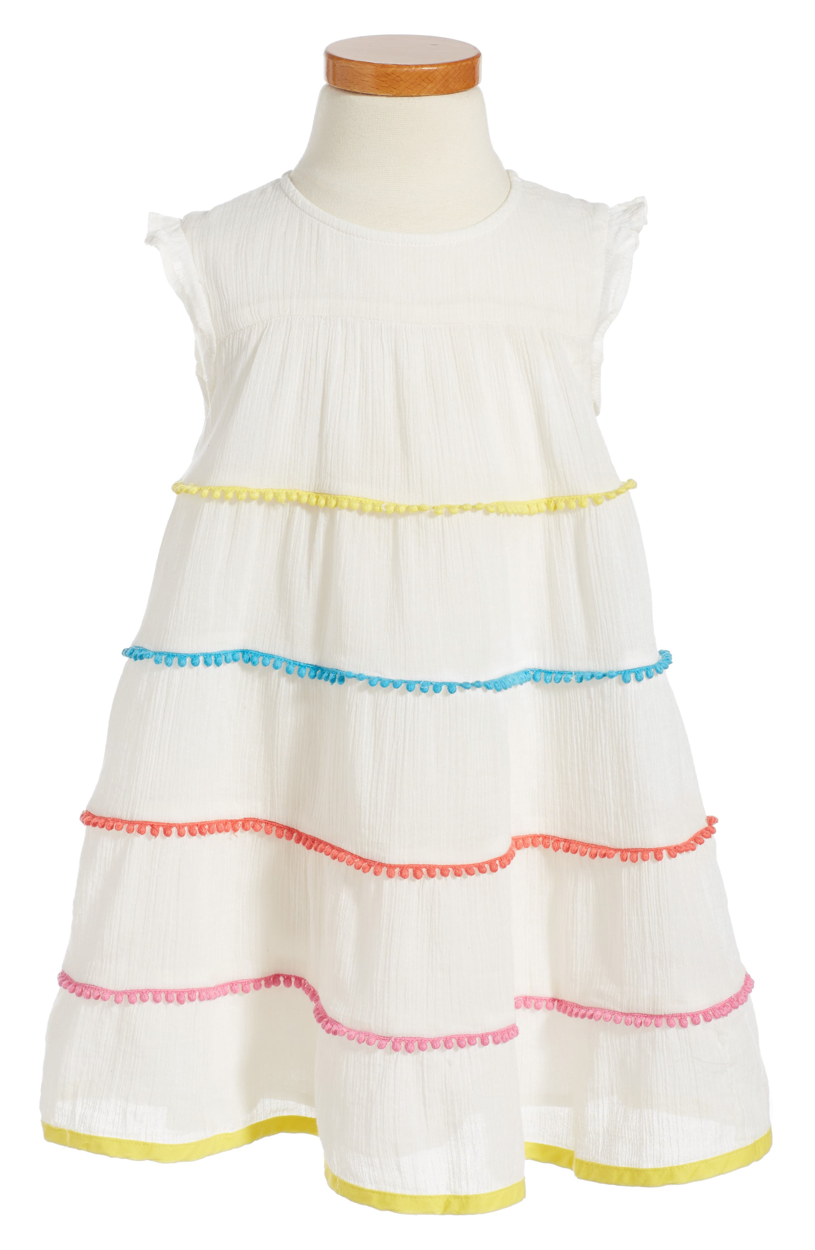 Mini Boden Twirly Dress (Toddler Girls, Little Girls & Big Girls)