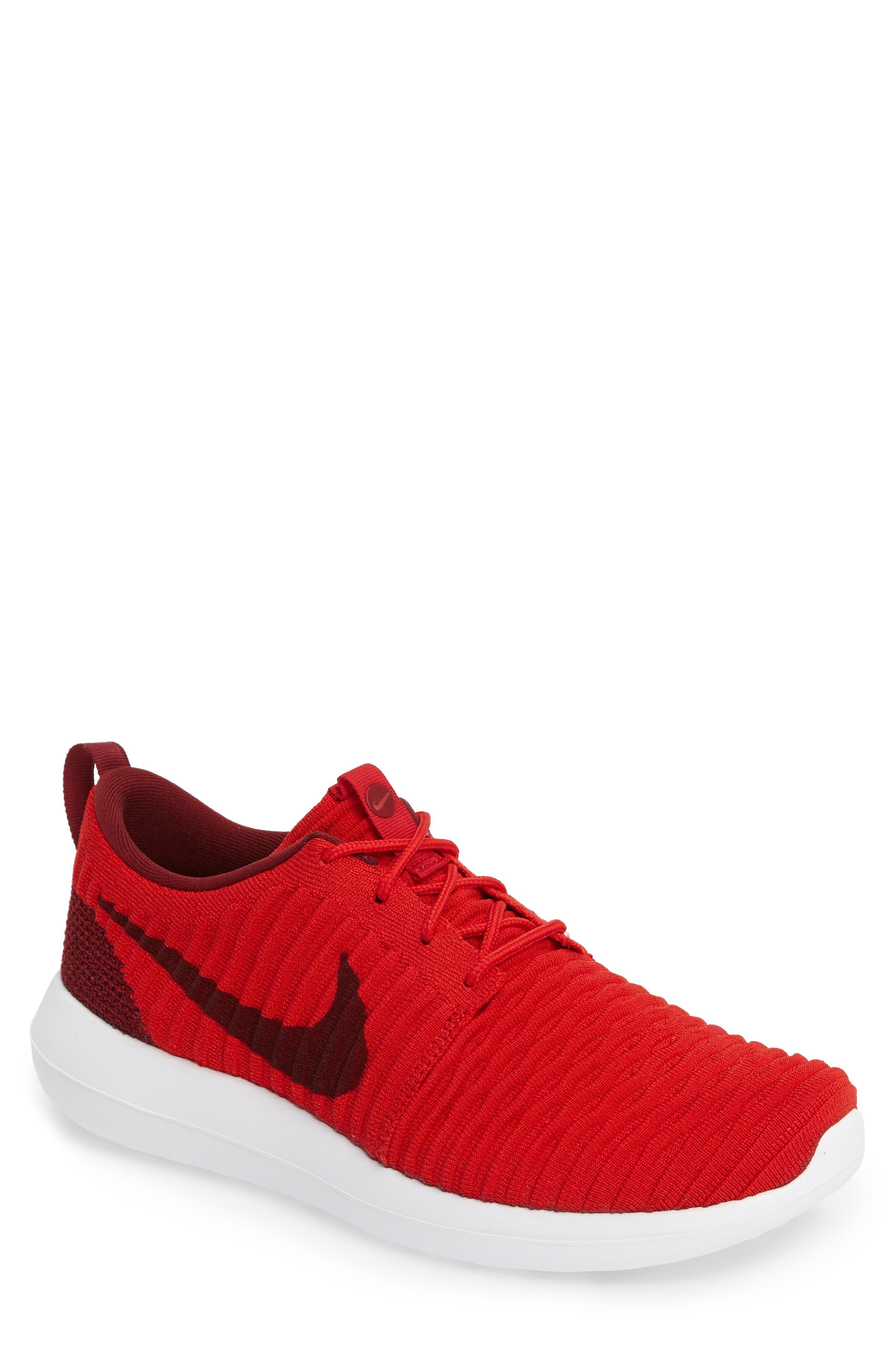Nike Roshe Two Flyknit Sneaker (Men)