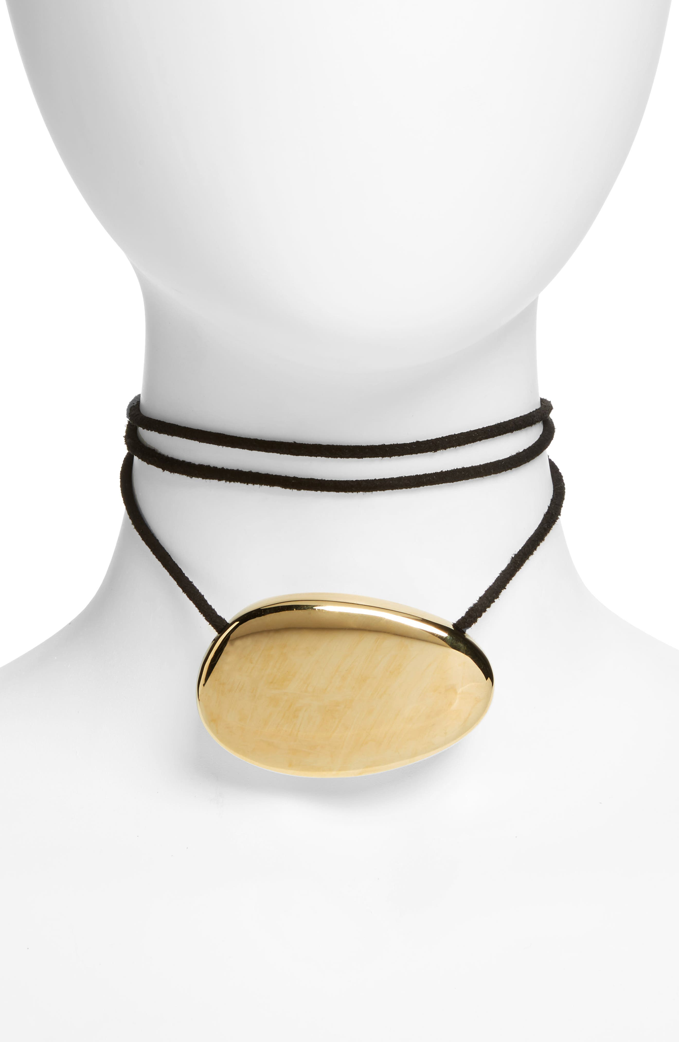 Elizabeth and James Rosa Lulu Wrap Necklace