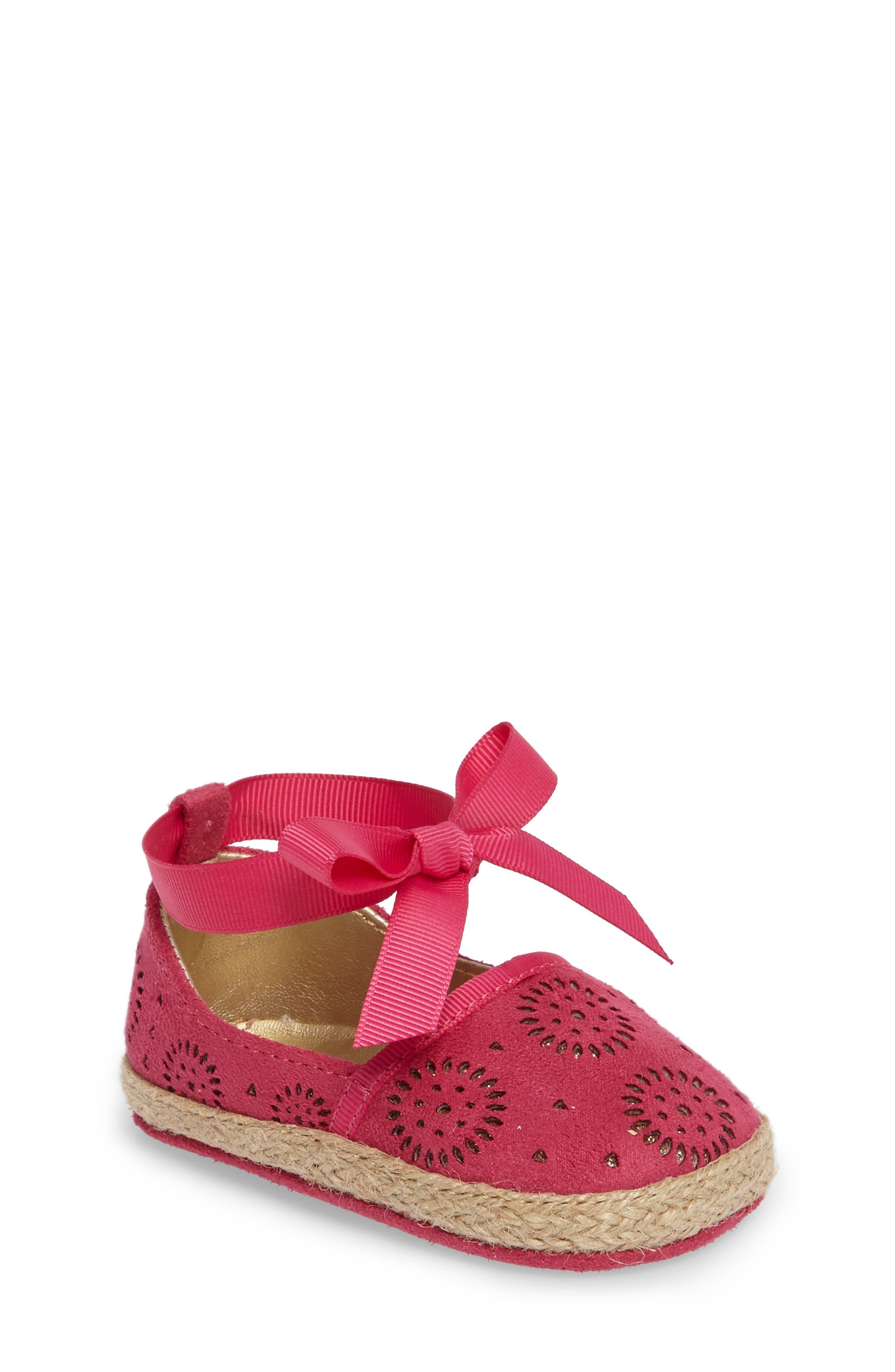 Jessica Simpson Ella Espadrille Sandal (Baby)