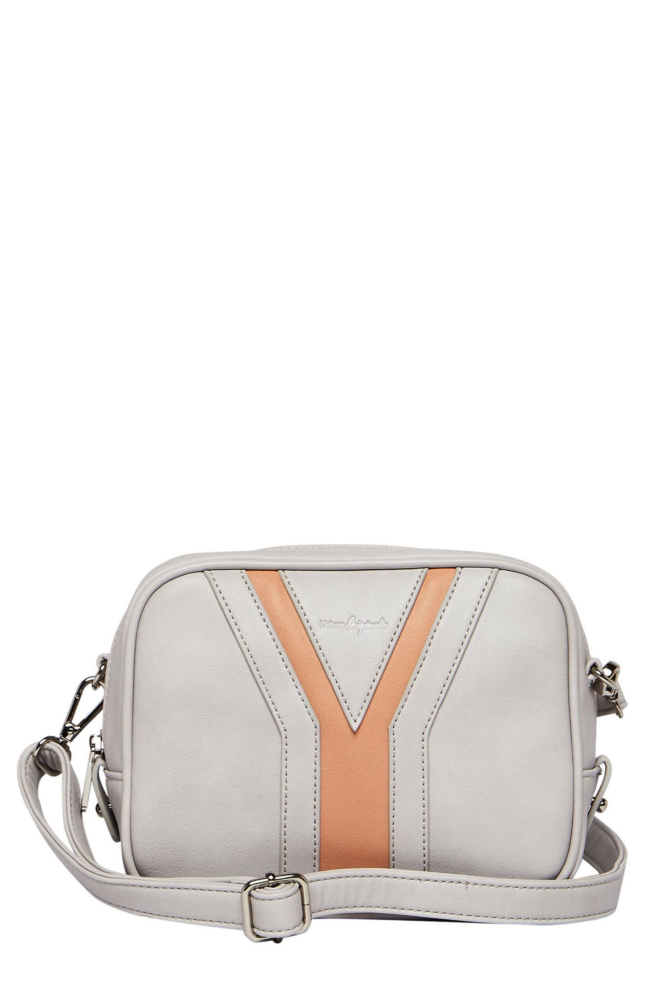 Urban Originals Late Night Vegan Leather Crossbody Bag