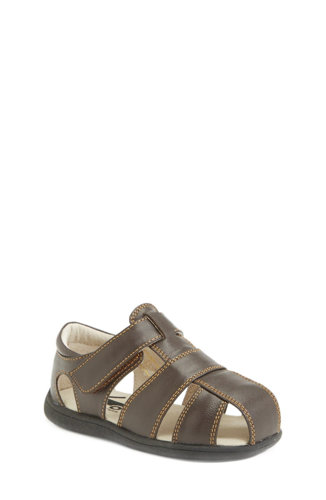 See Kai Run Fisherman Sandal (Walker & Toddler)