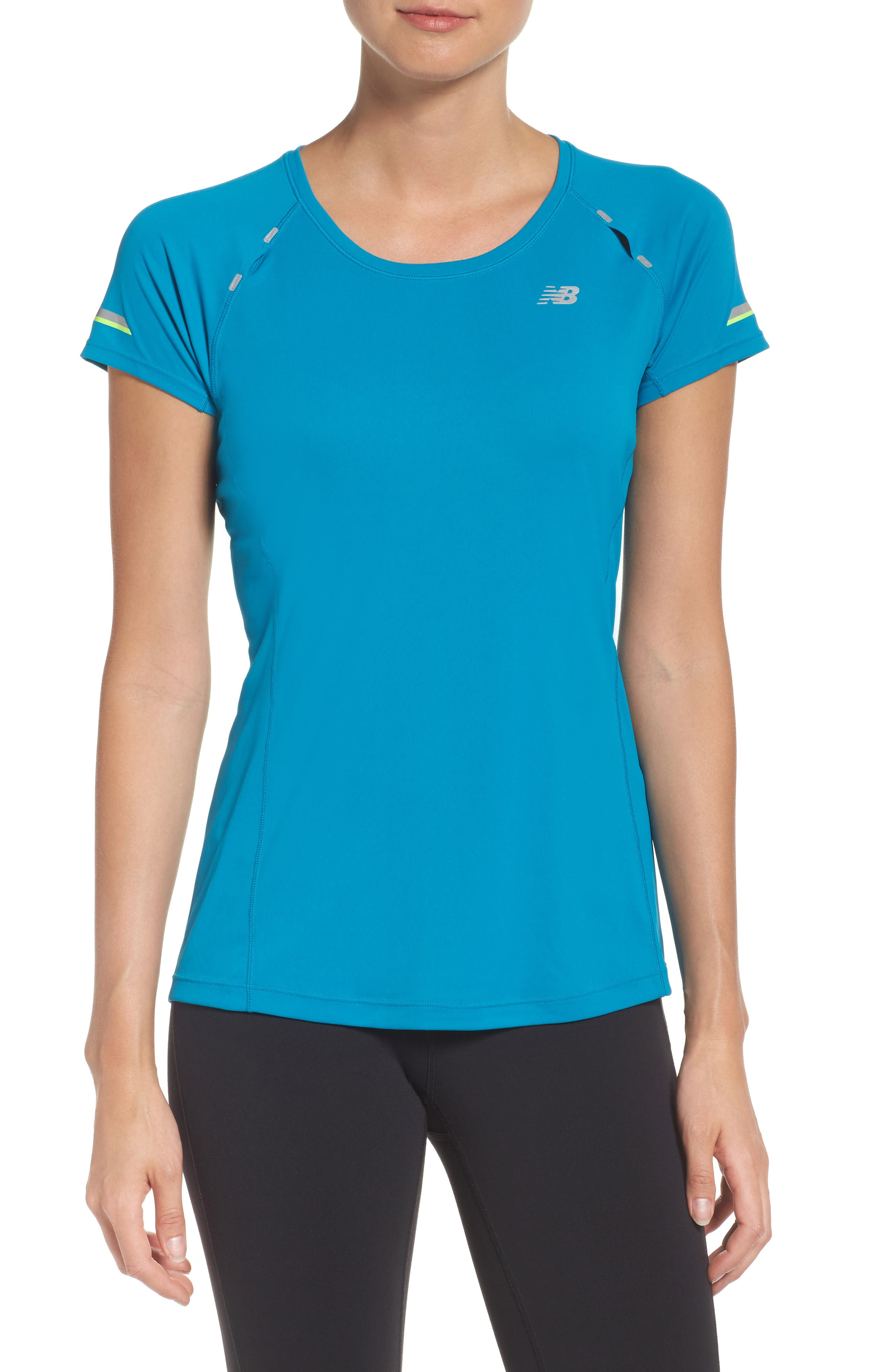 New Balance 'Ice' Mesh Back Tee
