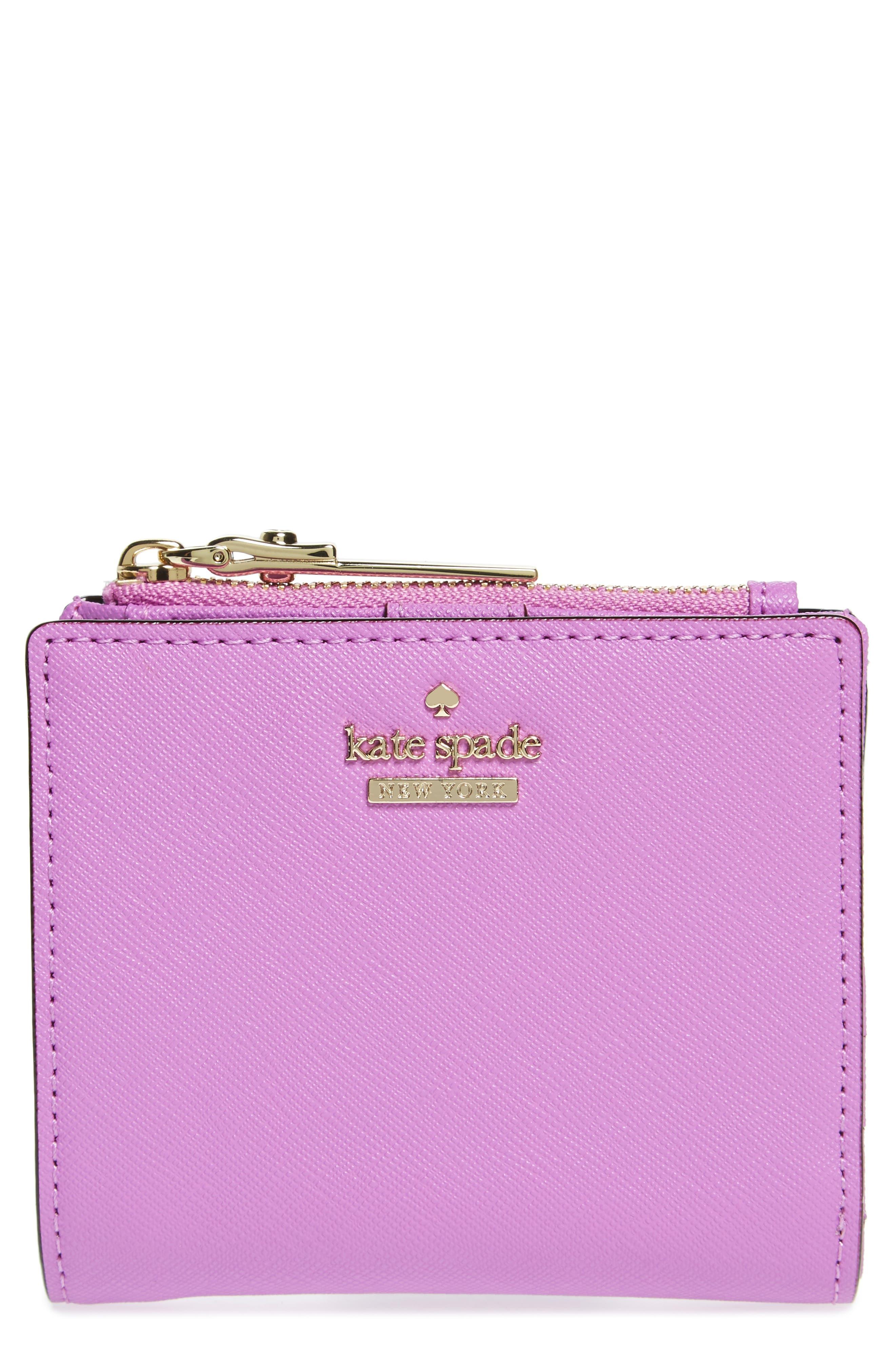 kate spade new york cameron street - adalyn slim leather wallet