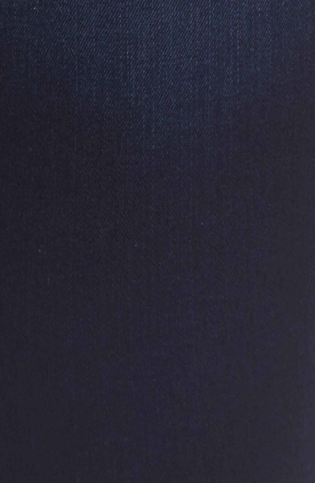 Alternate Image 6  - NYDJ Ami Stretch Ankle Skinny Jeans (Sinclair) (Regular & Petite)
