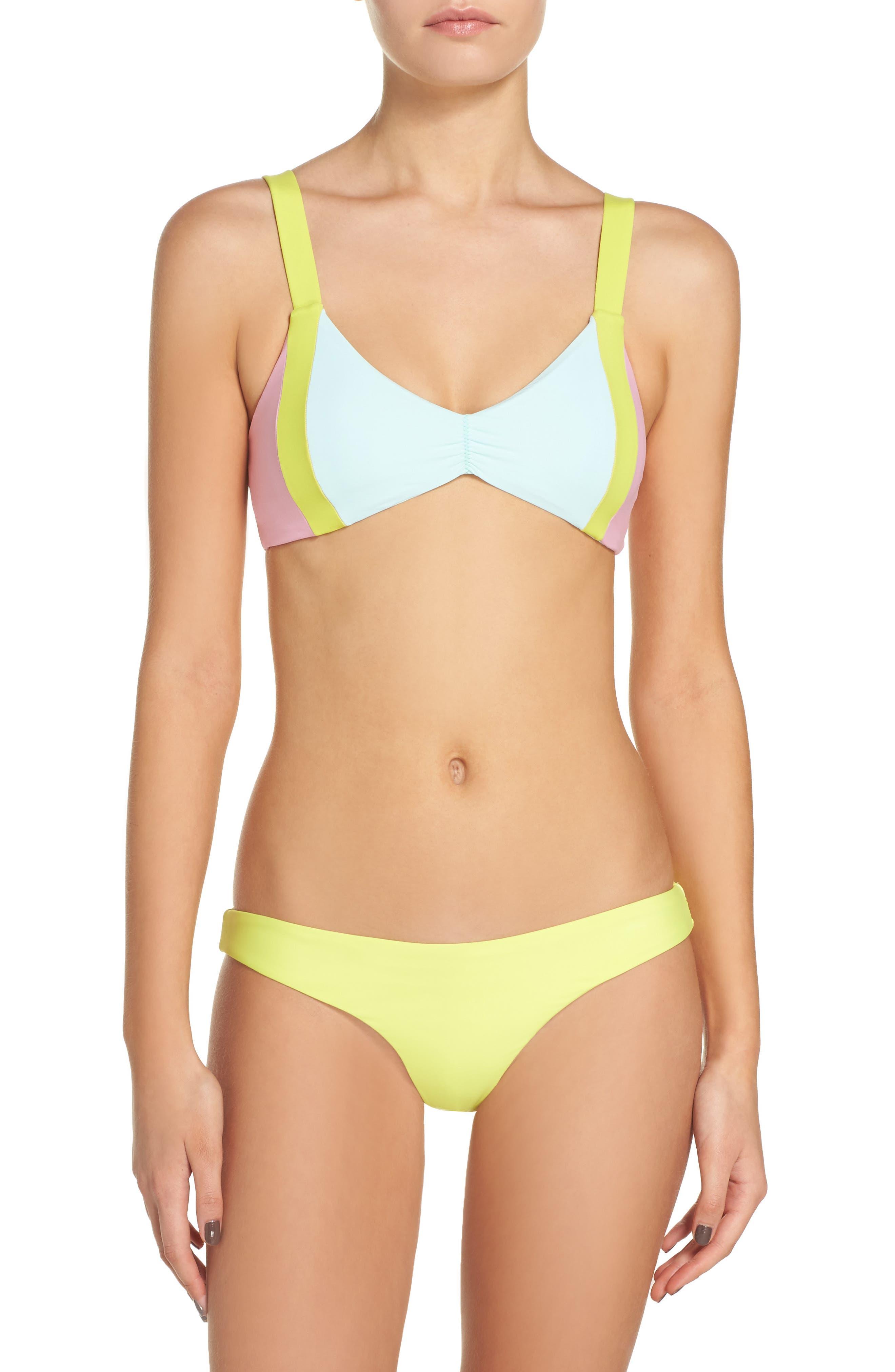 PilyQ Bikini Top & Bottoms