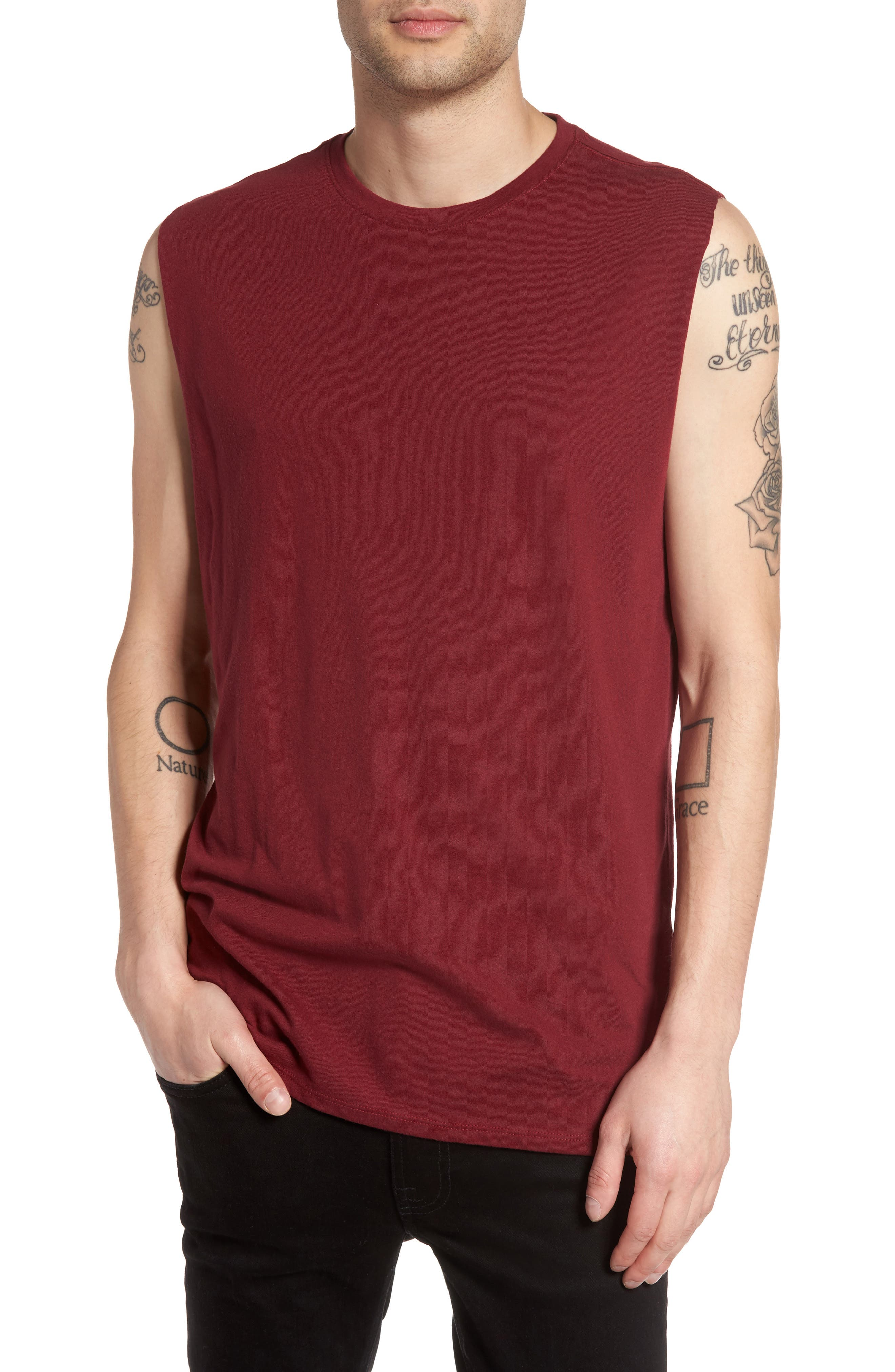 The Rail Solid Muscle Tank (2 for $30)