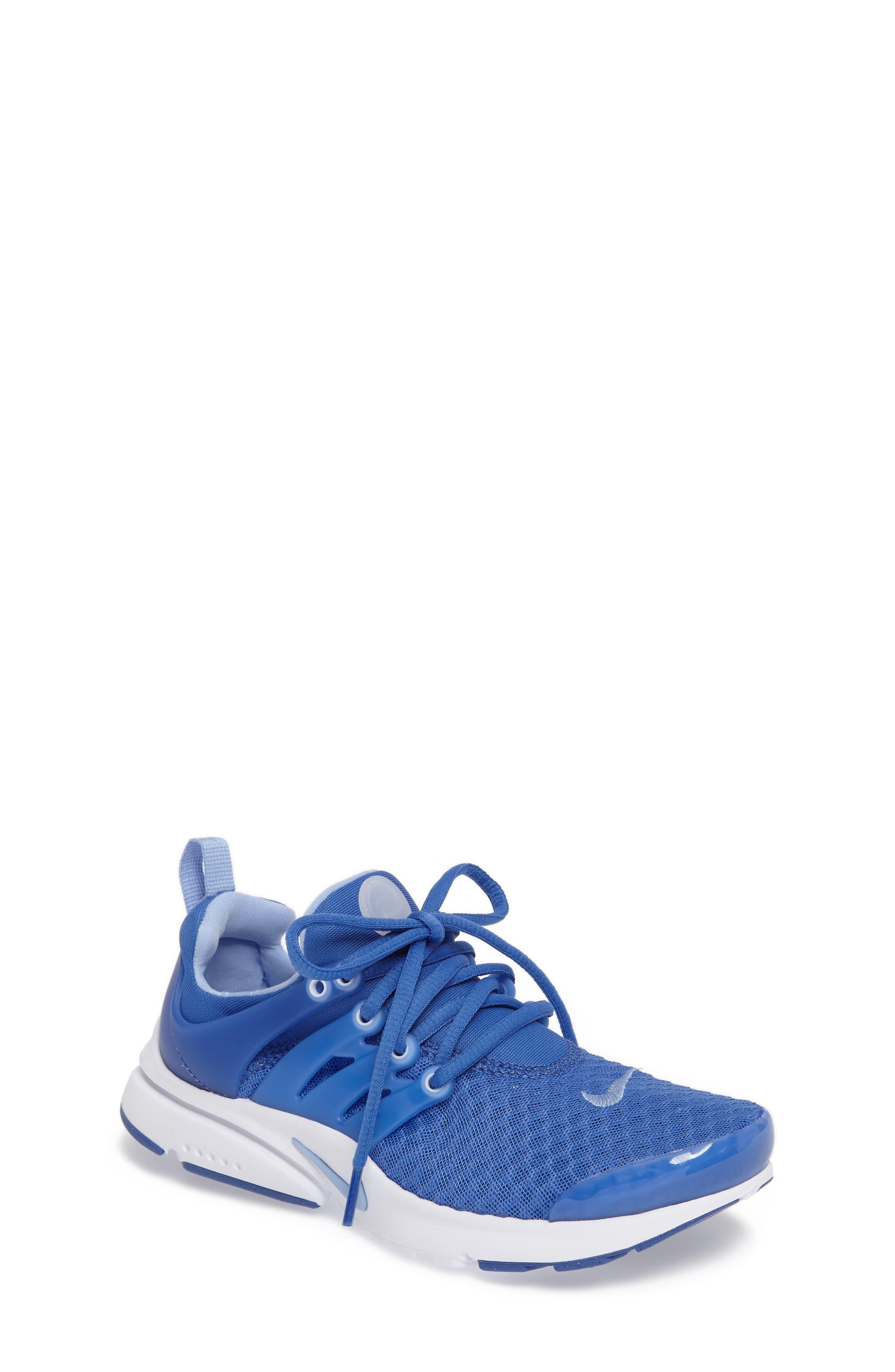 Nike Air Presto Breathe Sneaker (Big Kid)