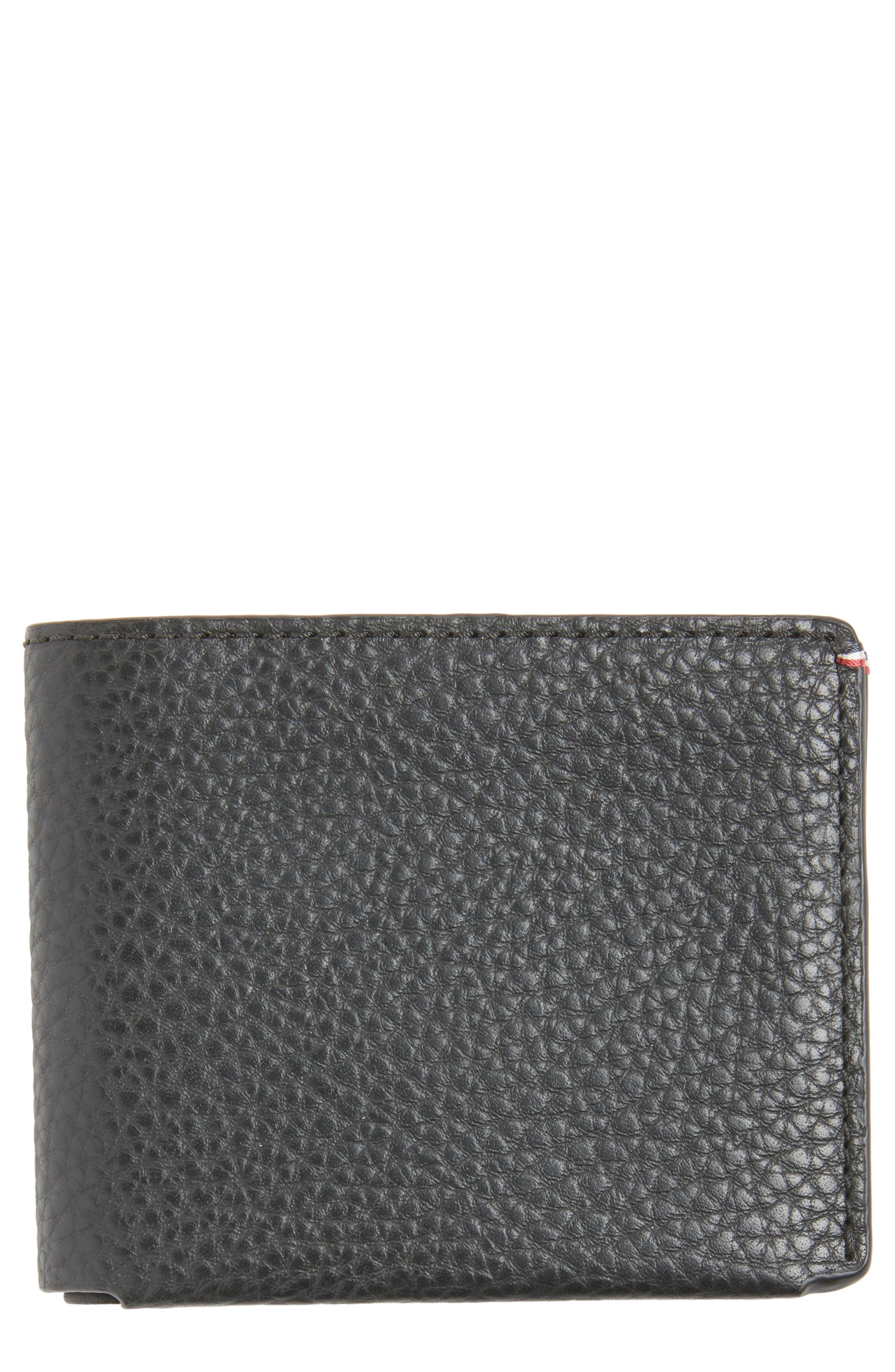 Jack Mason Leather Wallet