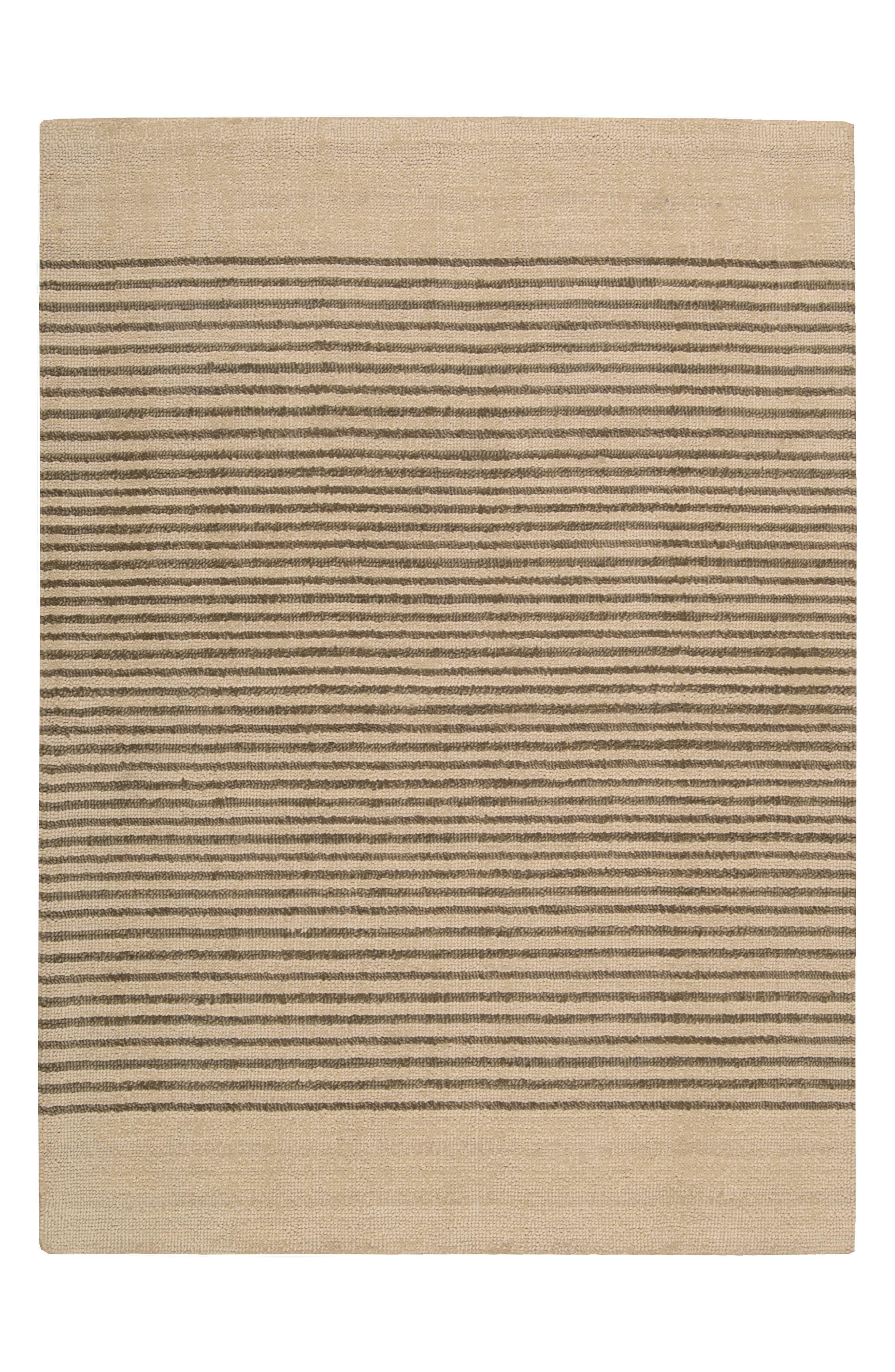 Calvin Klein Tundra Handwoven Area Rug