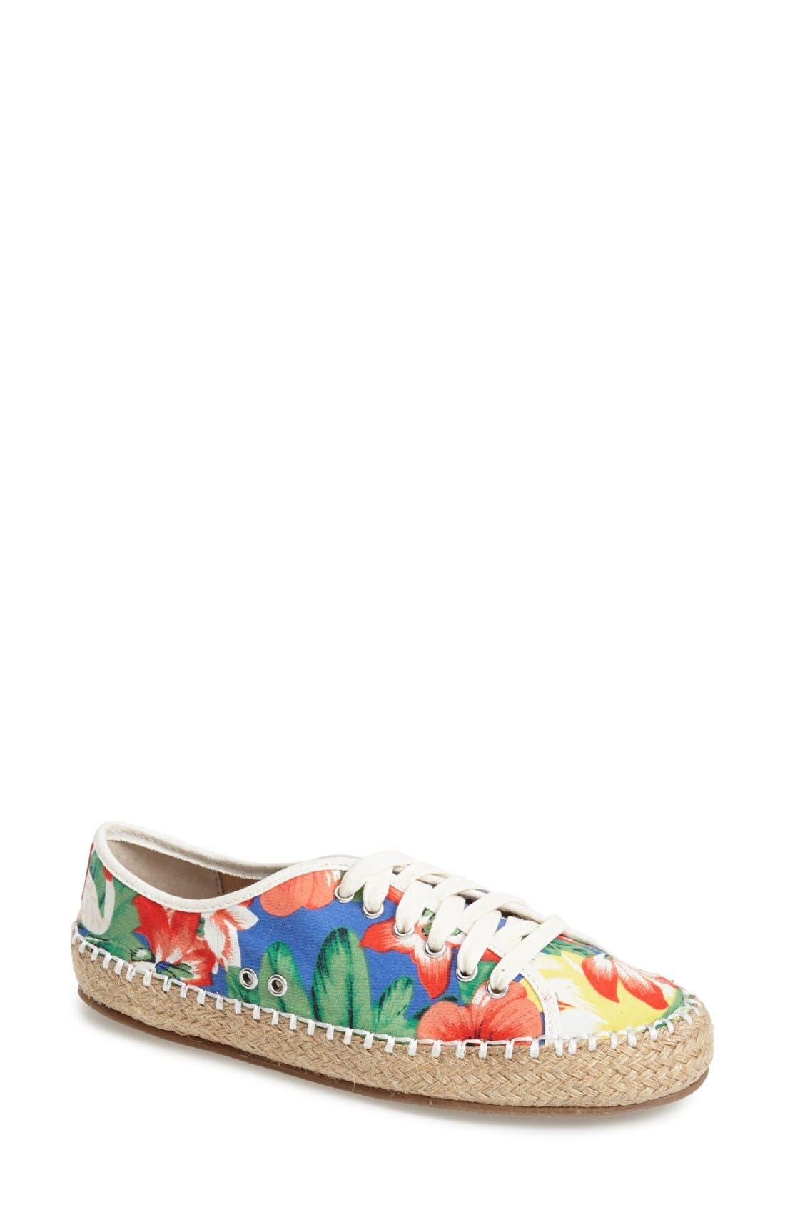 Alternate Image 1 Selected - Steve Madden 'Broadwlk' Espadrille Sneaker (Women)