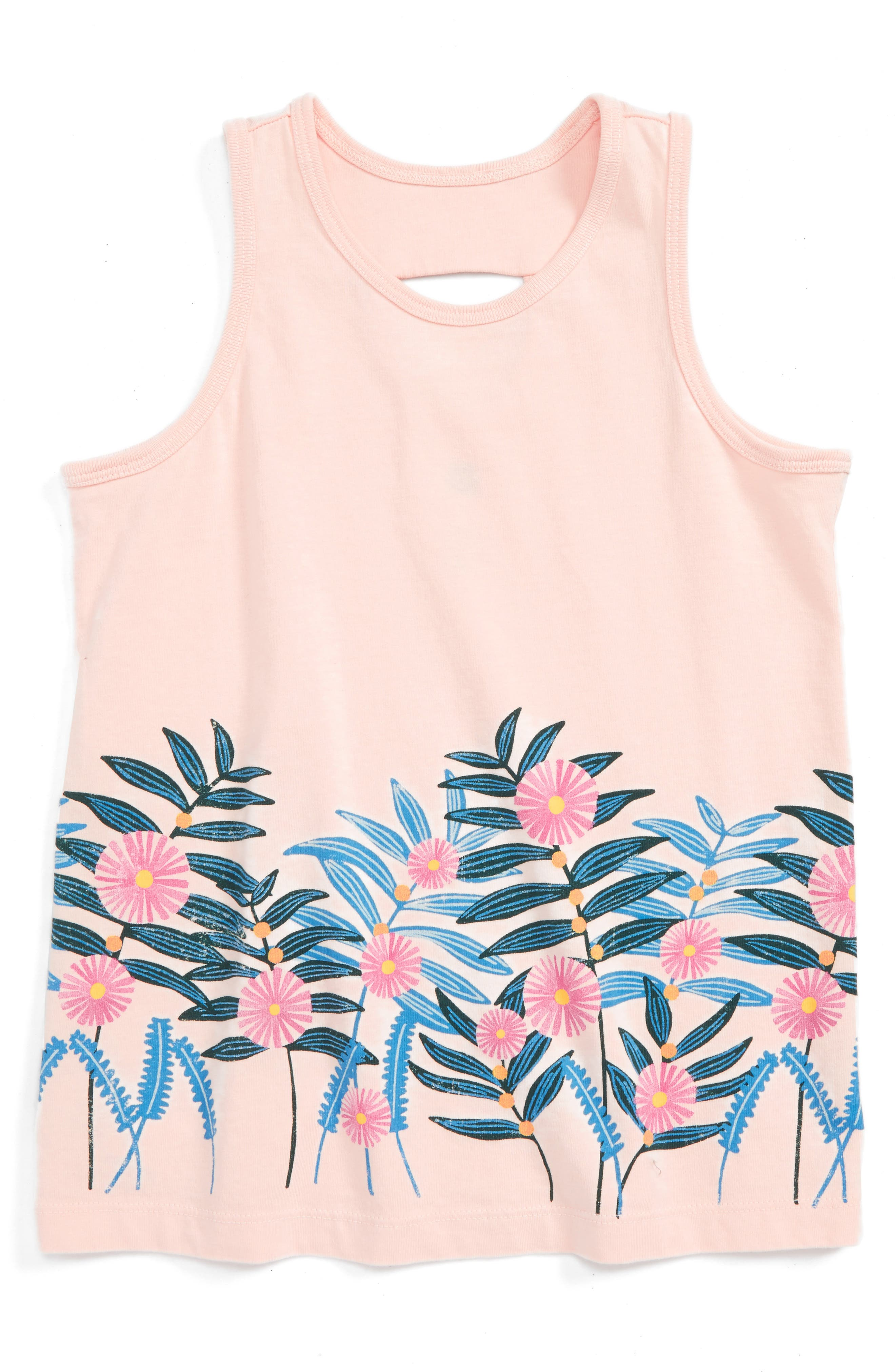 Tea Collection Walkatjara Tank (Toddler Girls, Little Girls & Big Girls)