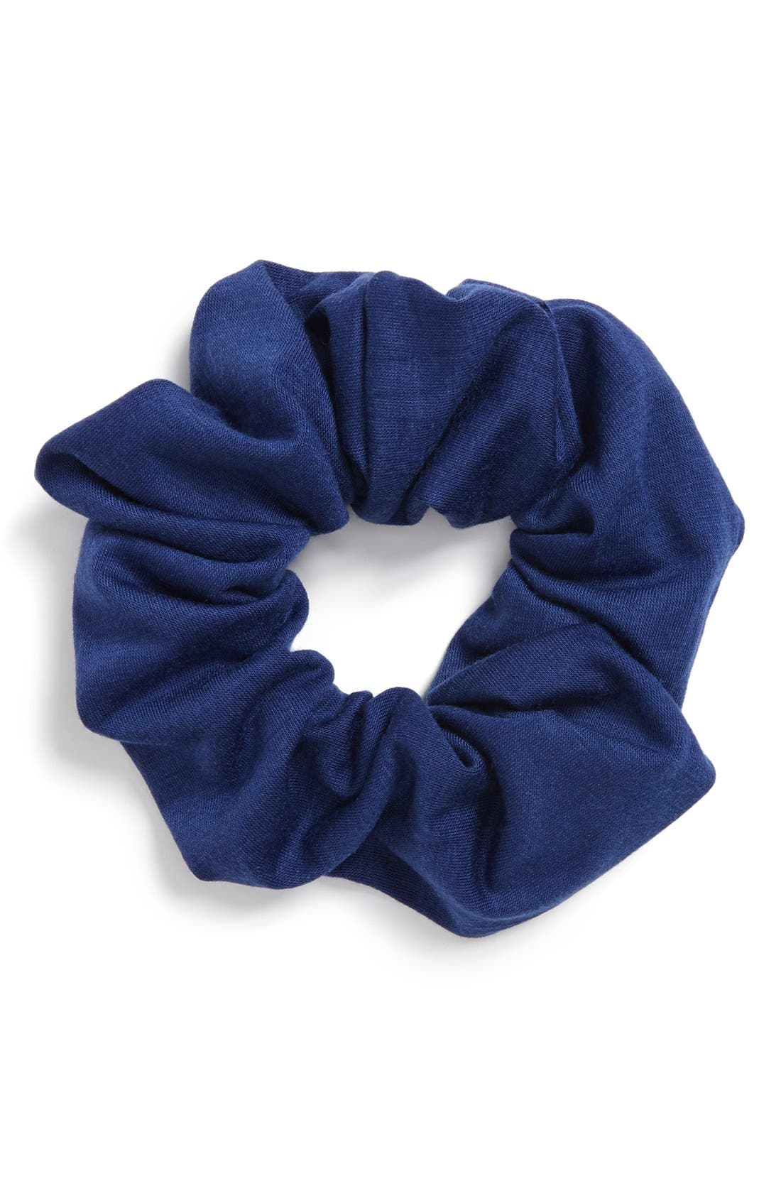 Main Image - Natasha Couture 'Wrinkle in Time' Scrunchie