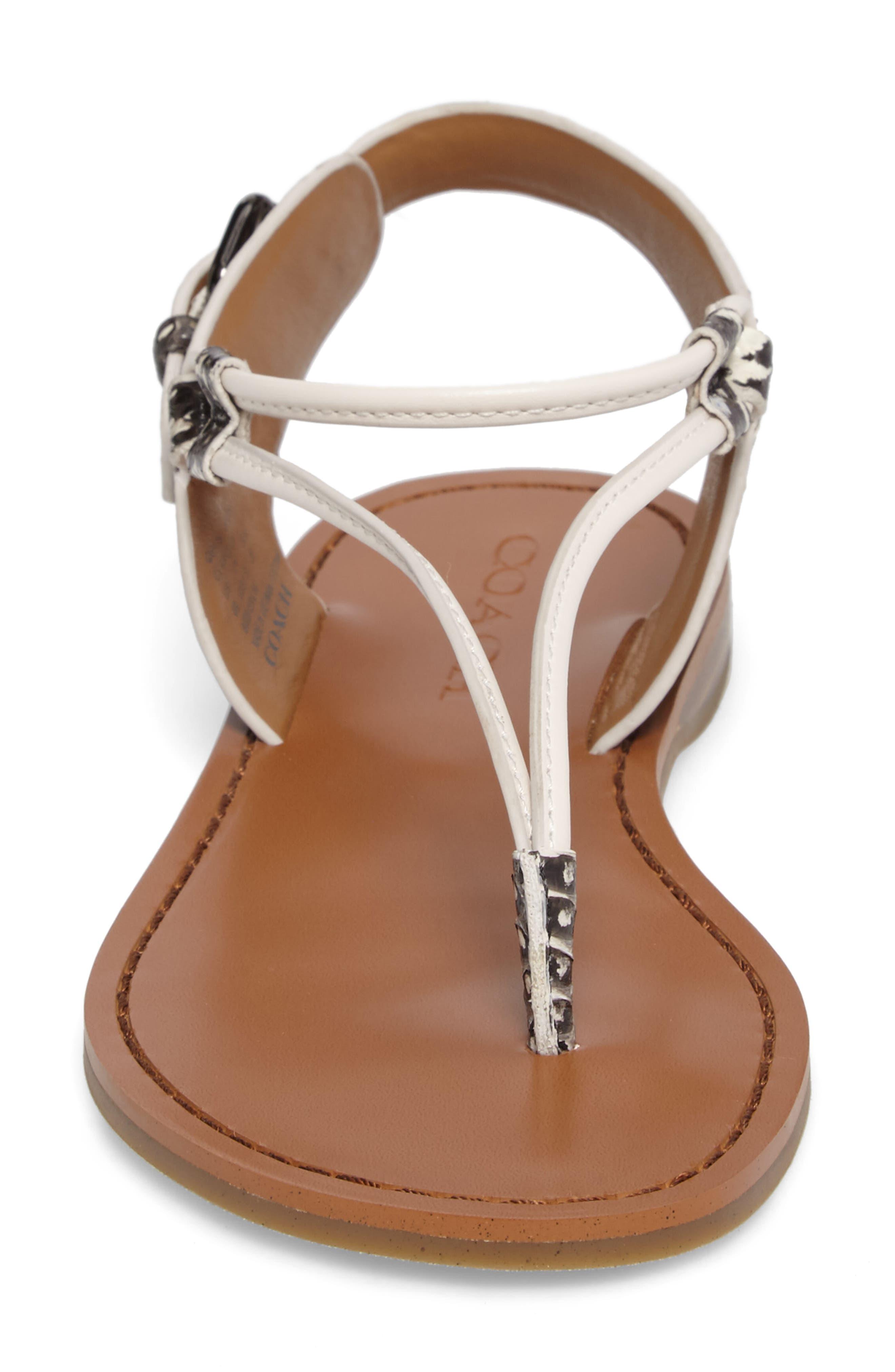 Alternate Image 4  - COACH 'Clarkson' Sandal