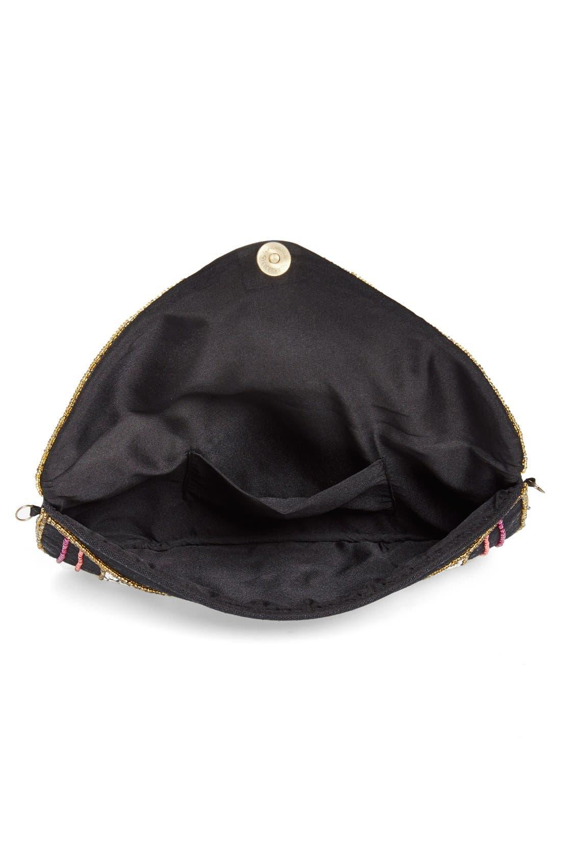 Alternate Image 3  - Street Level Beaded Crossbody Bag