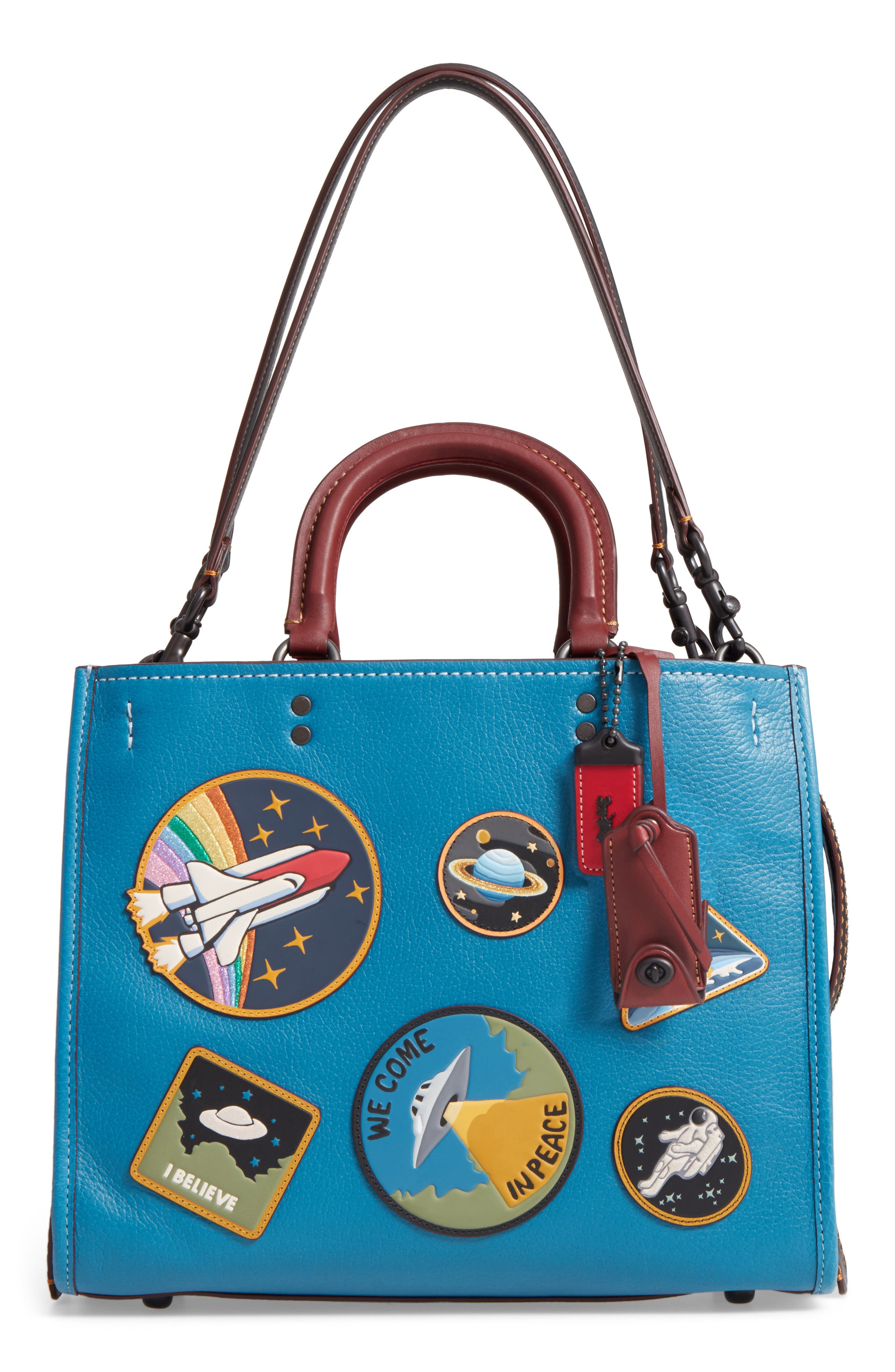 COACH 1941 Space Patches Rogue Leather