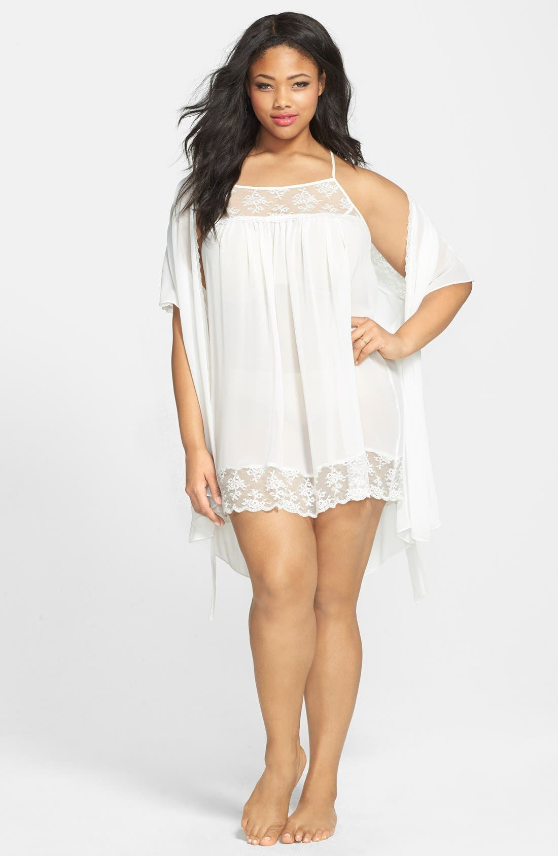 In Bloom by Jonquil Chemise & Robe