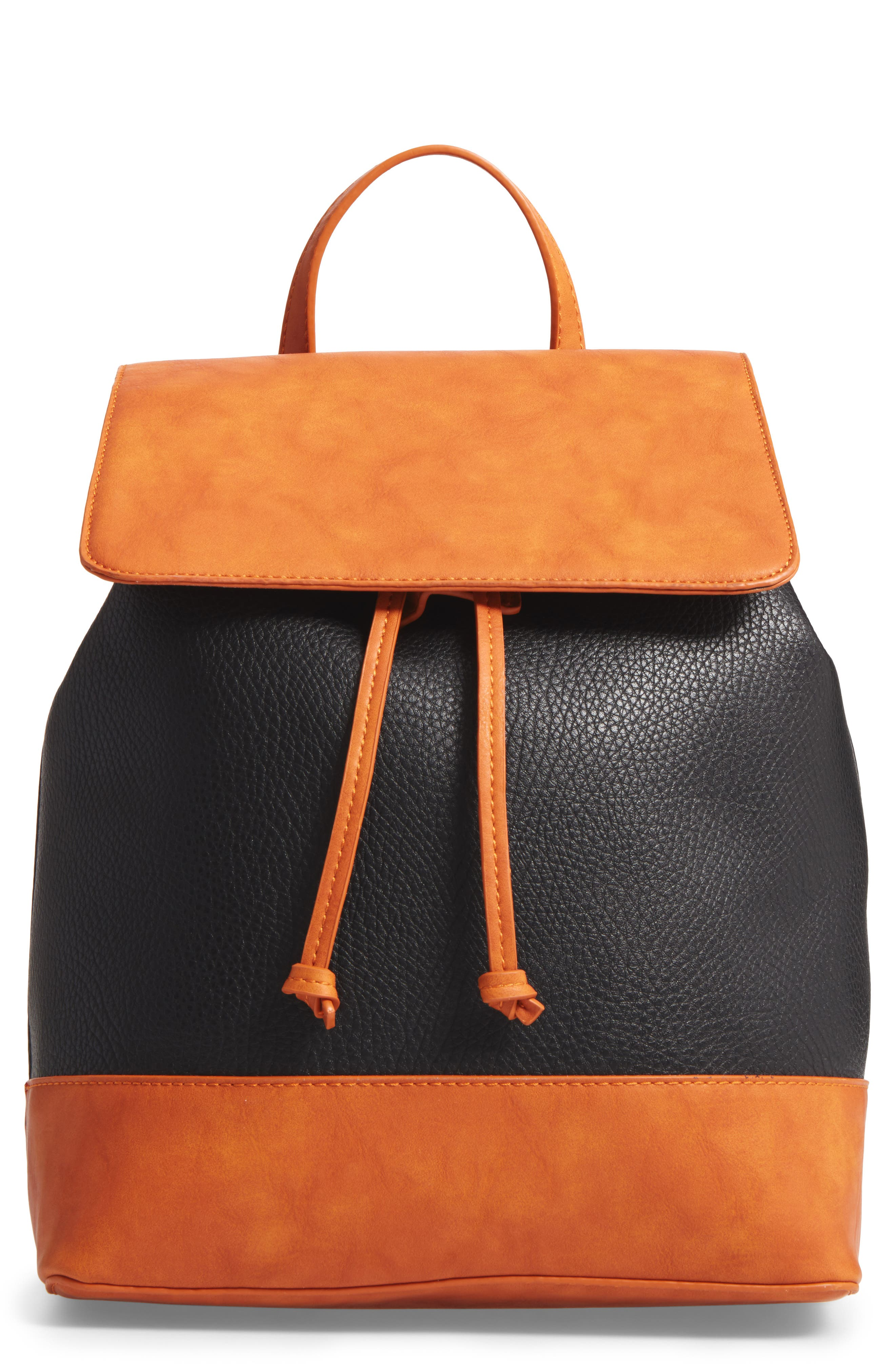 Sole Society Kaili Two Tone Backpack