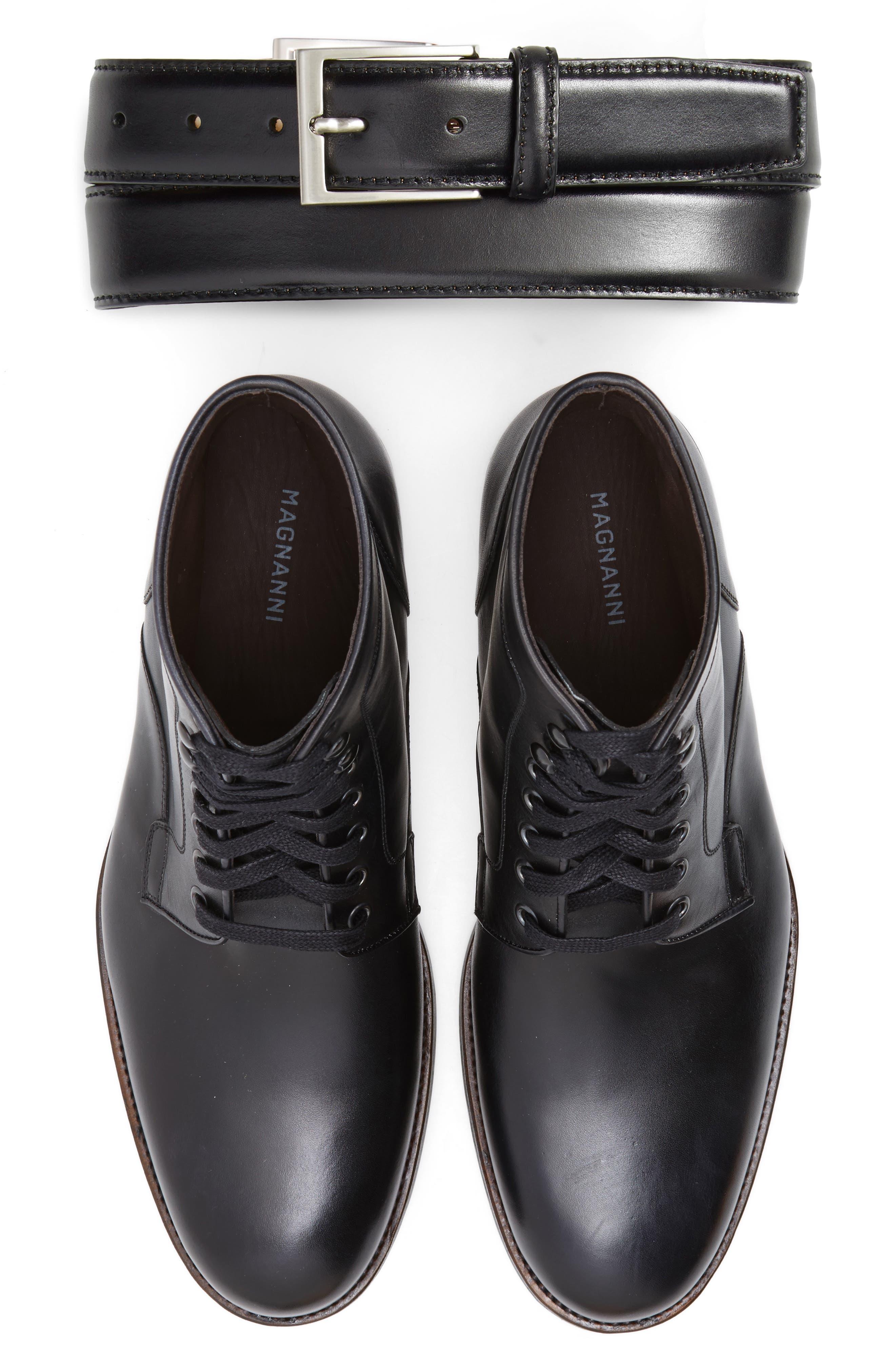 Magnanni Belt & Boot