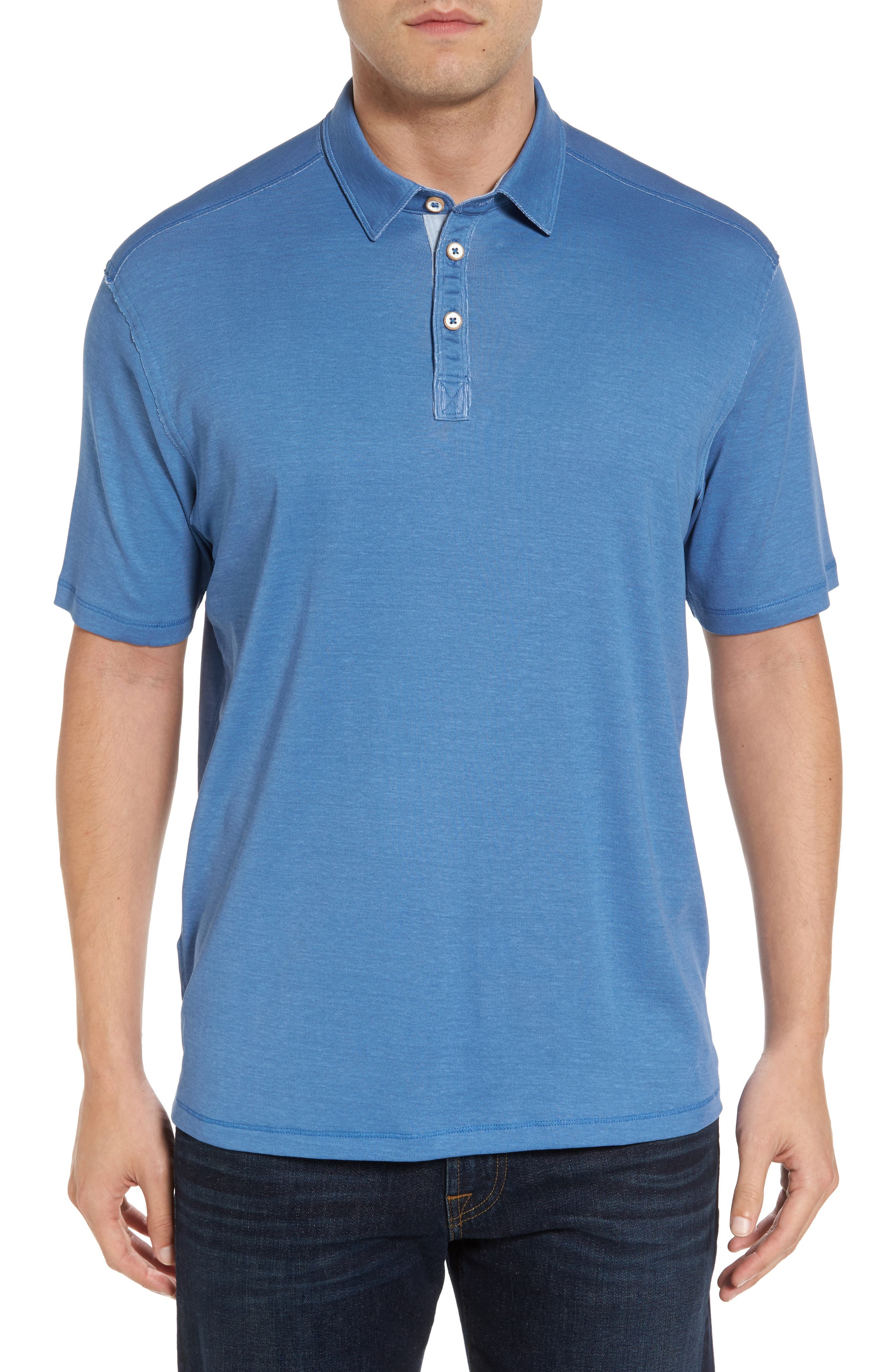 Tommy Bahama Dual in the Sun Jersey Polo