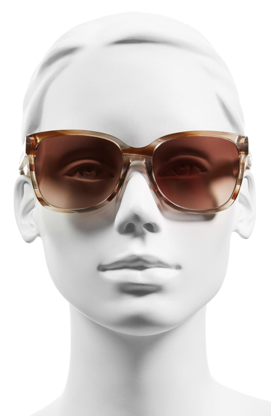 Alternate Image 2  - MARC BY MARC JACOBS 57mm Retro Sunglasses
