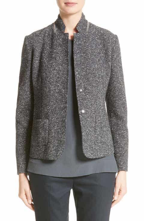 Designer Tweed Jackets for Women | Nordstrom