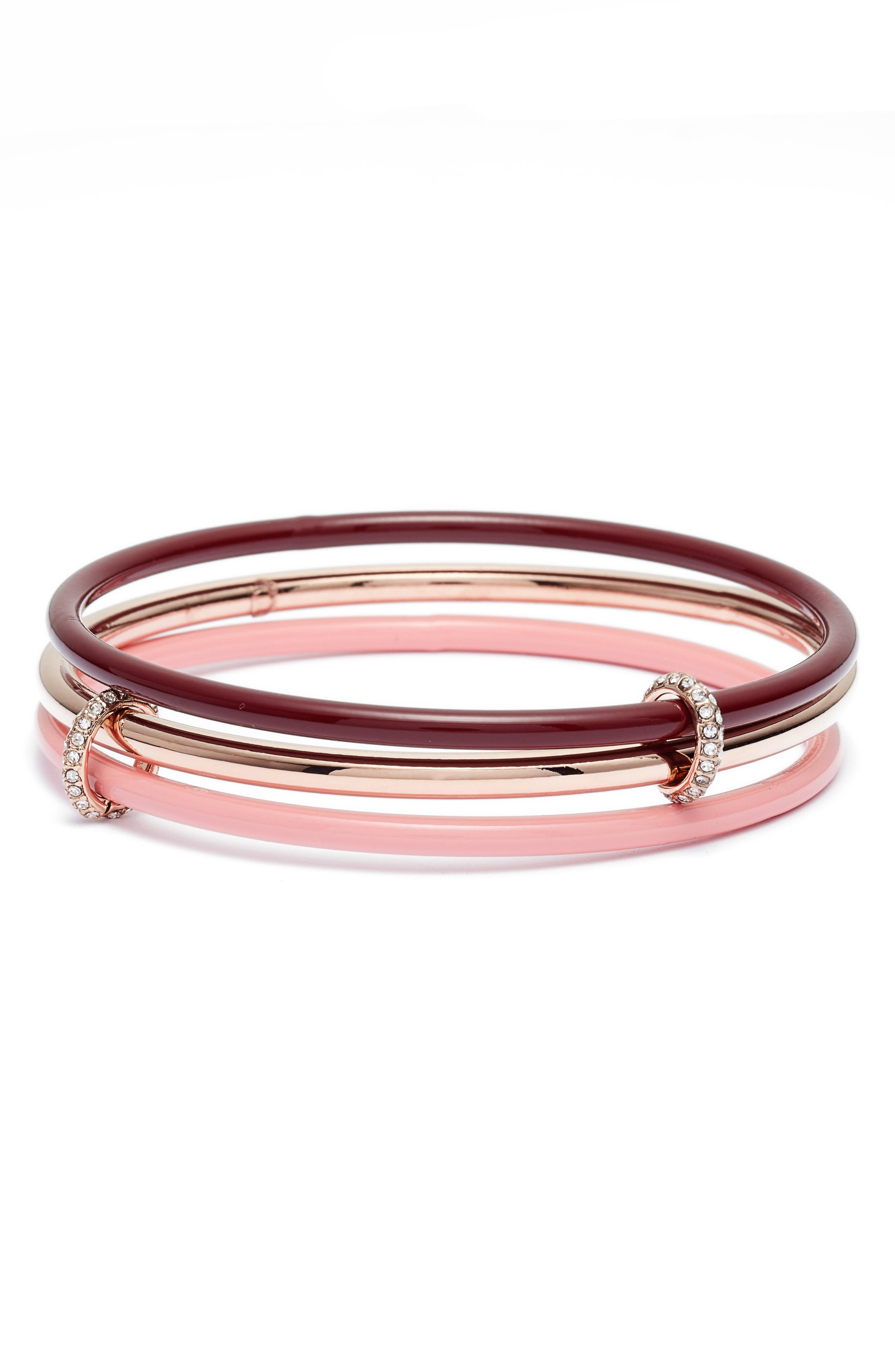 Alternate Image 1 Selected - kate spade new york in a flash set of three bangles