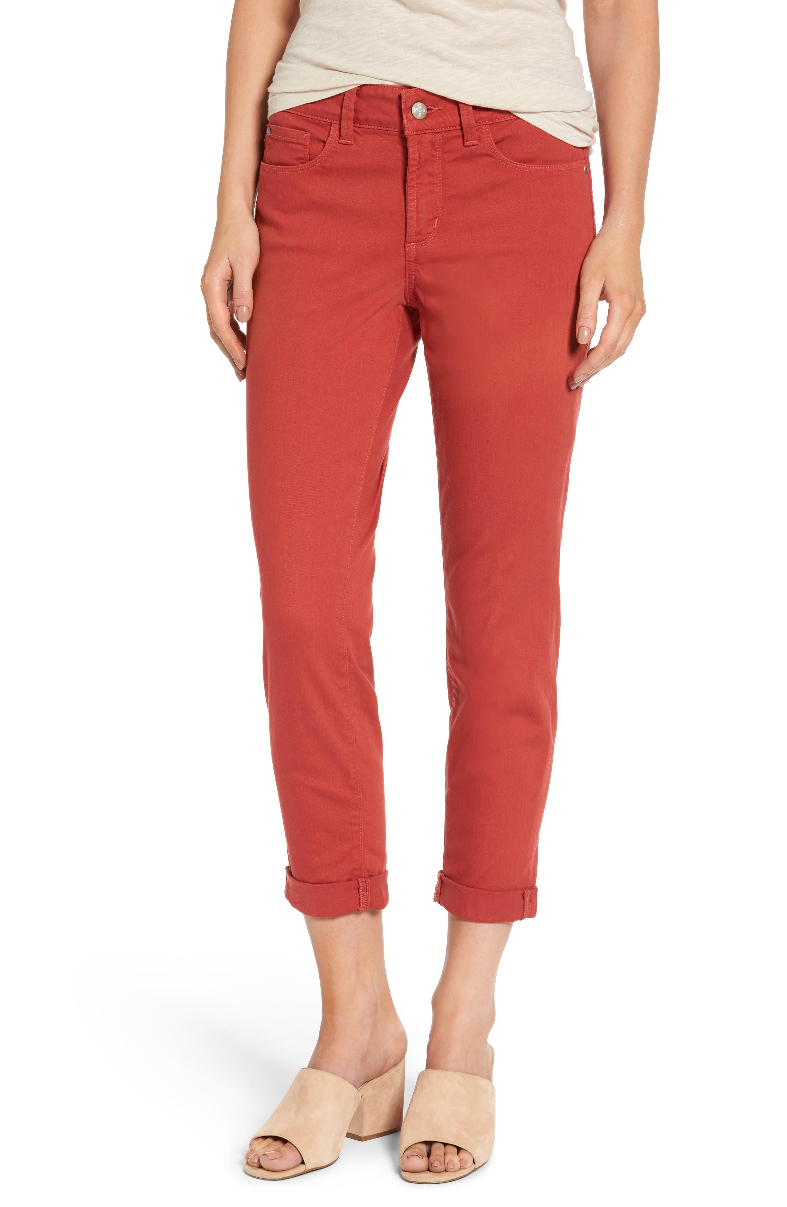 Main Image - NYDJ Alina Convertible Ankle Jeans (Regular & Petite)
