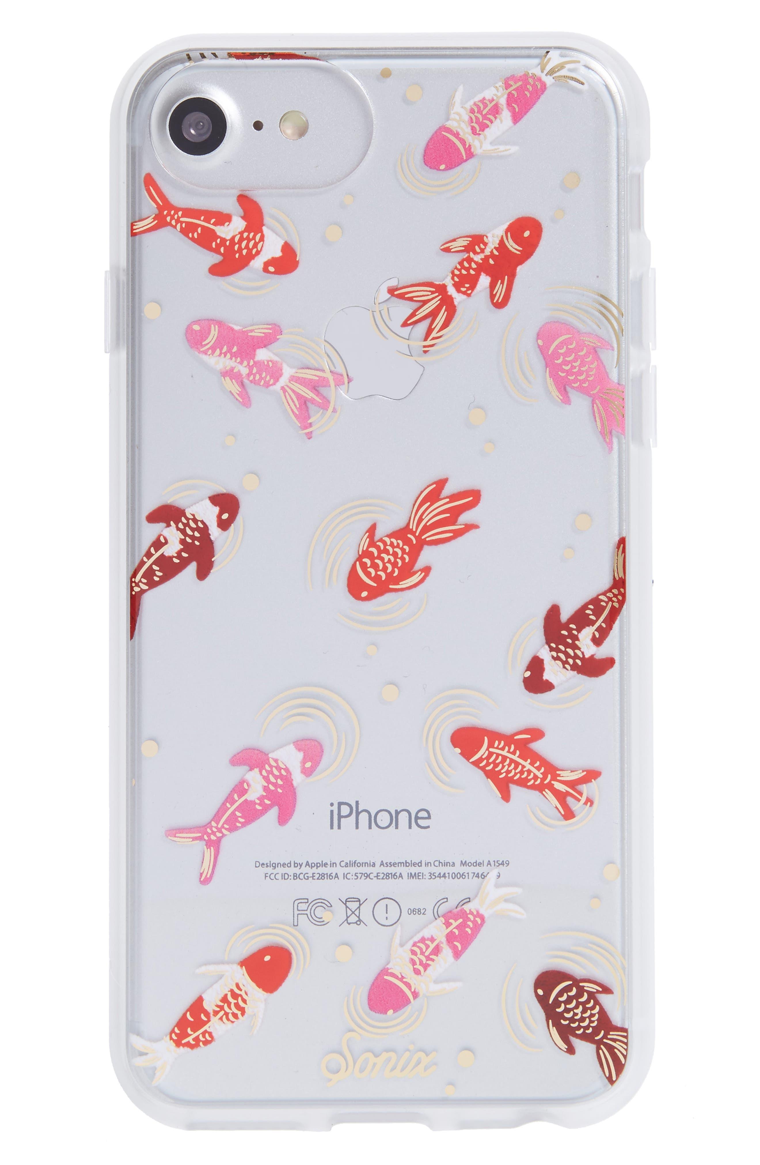 Sonix Koi iPhone 6/7 & 6/7 Plus Case