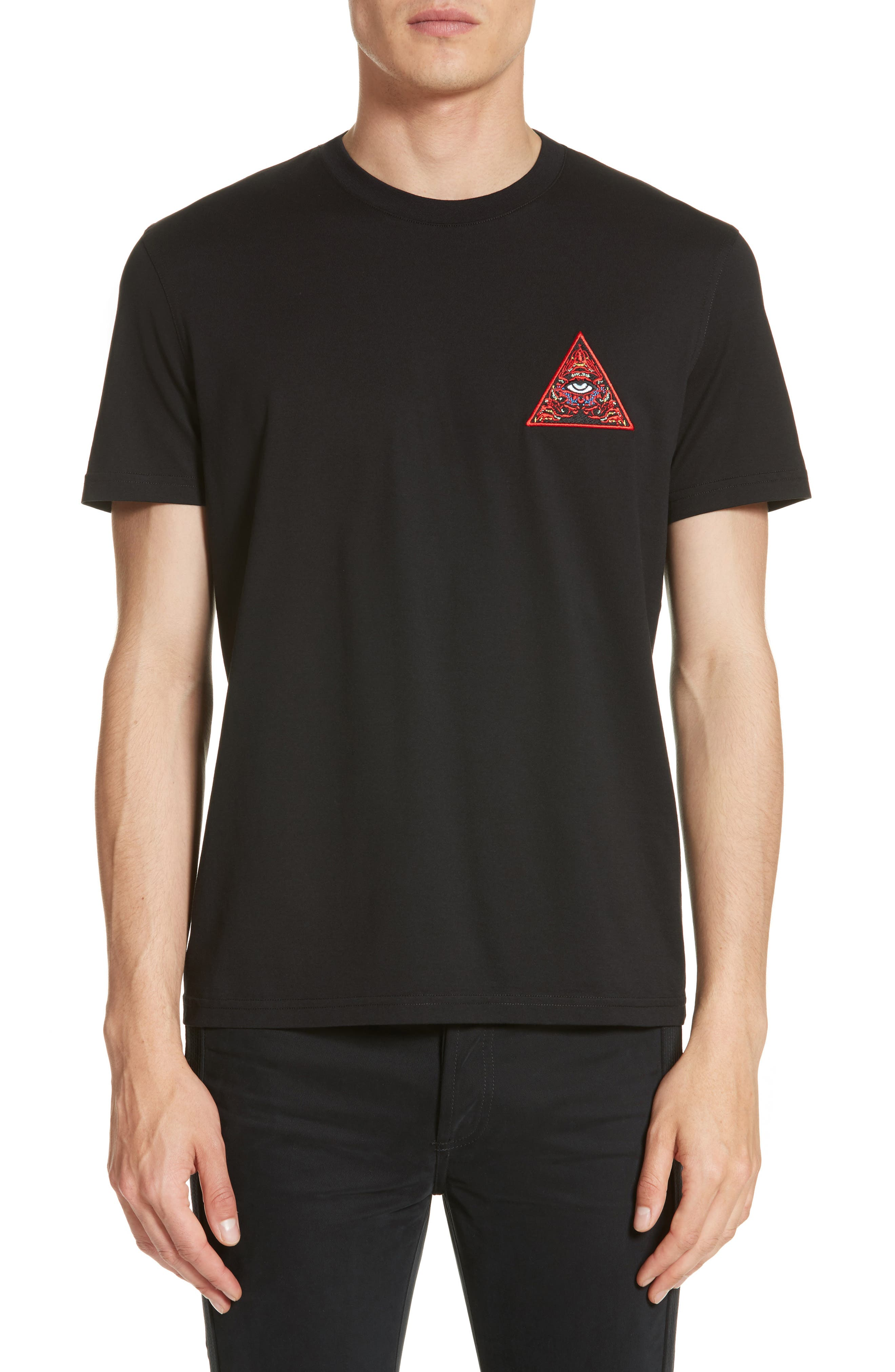 Givenchy Realize Embroidered T-Shirt