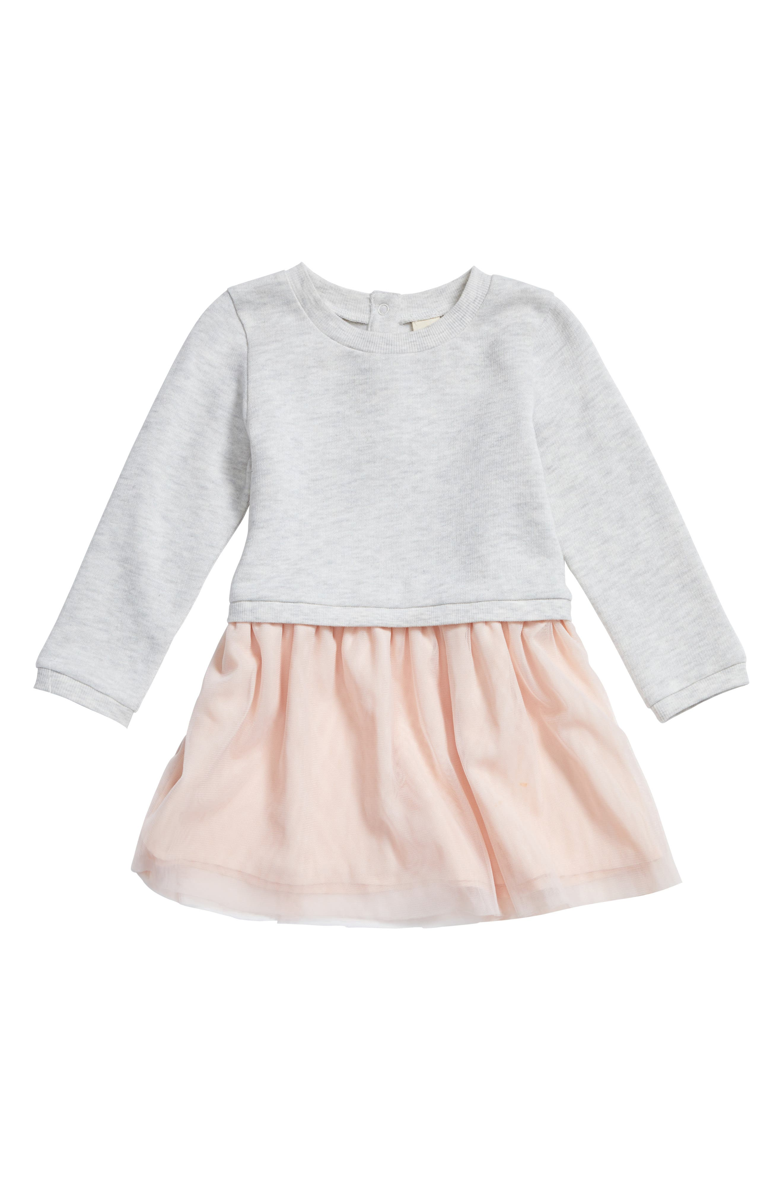 Tucker + Tate Terry Tutu Dress (Baby Girls)
