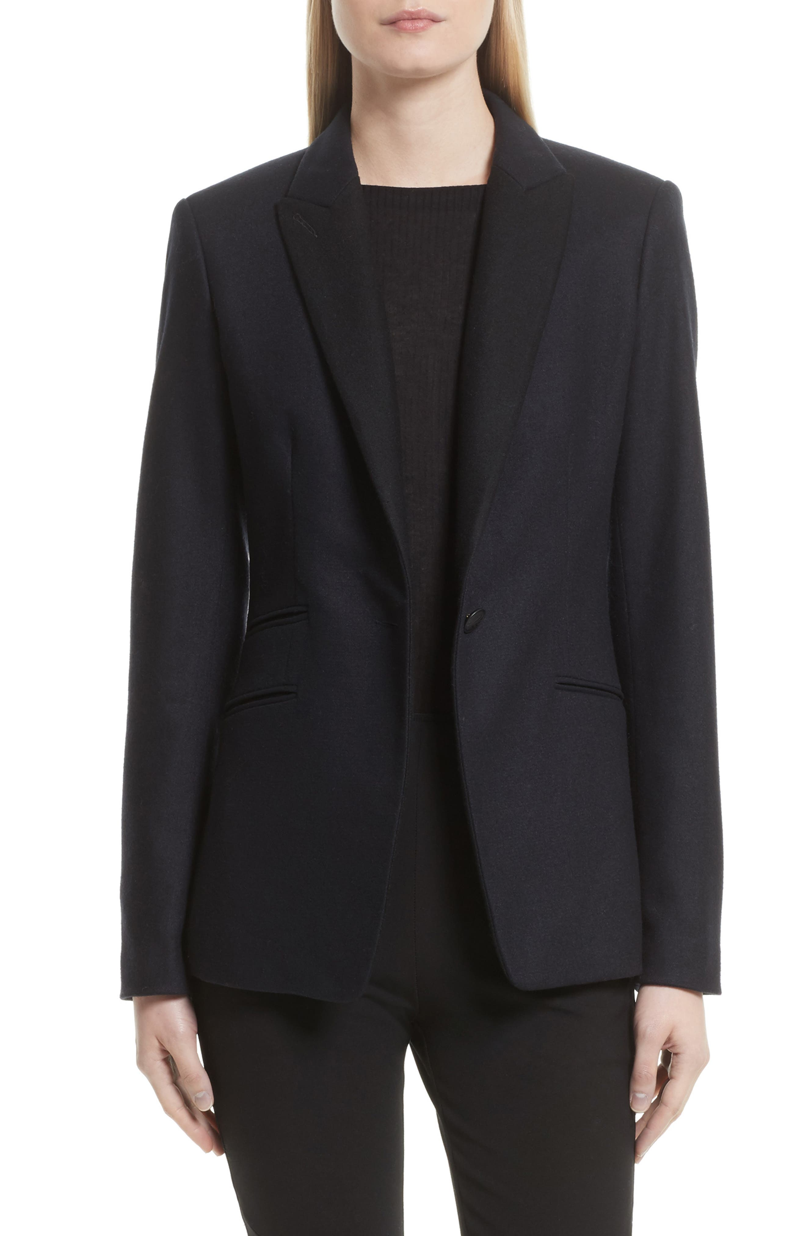 rag & bone Duke Wool Blend Blazer