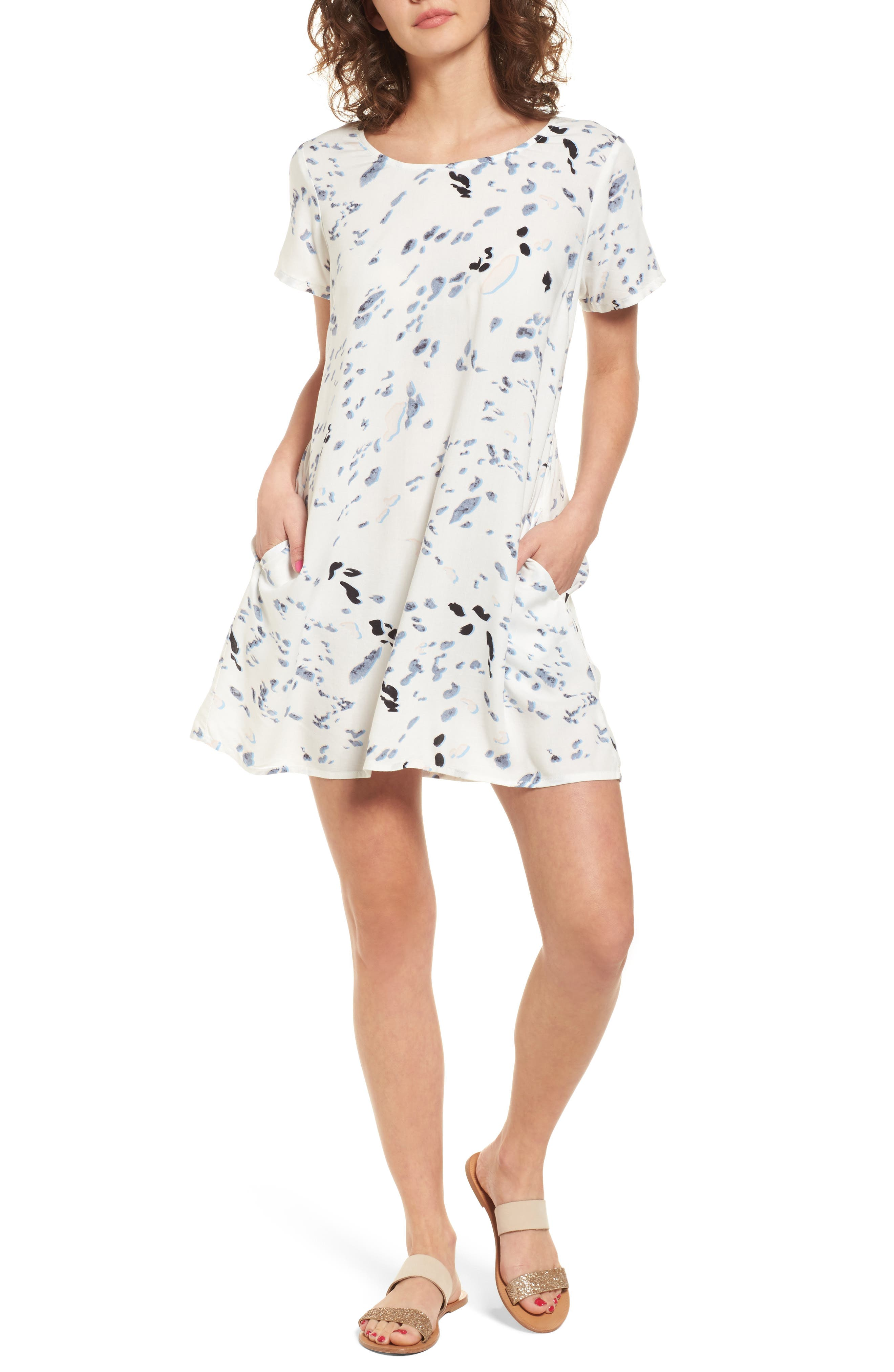 Obey Havana Print Dress