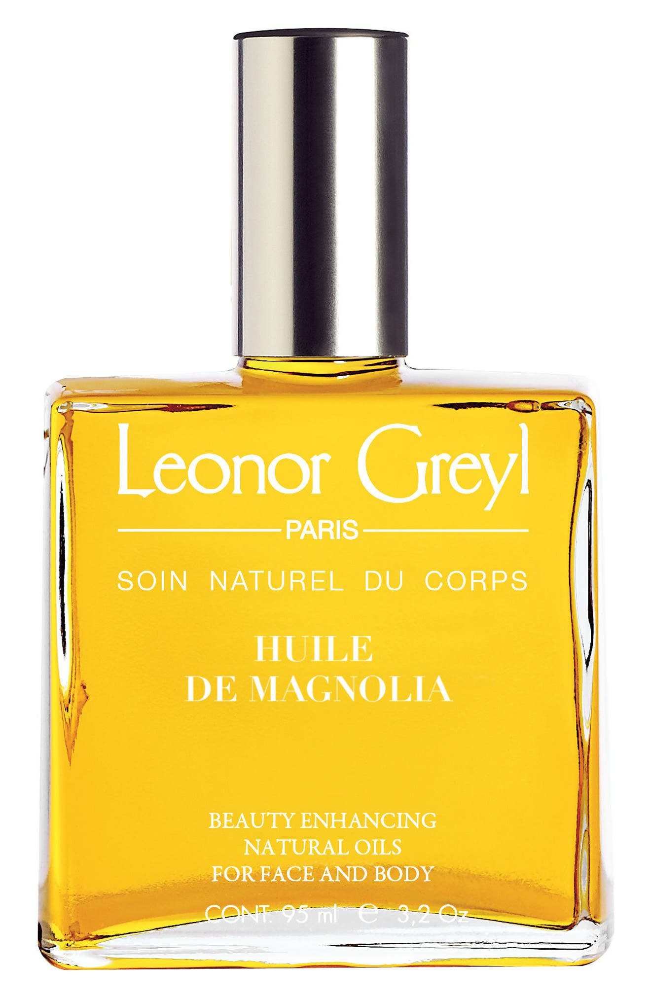 Leonor Greyl PARIS 'Huile de Magnolia' Beautifying Oil for Face & Body