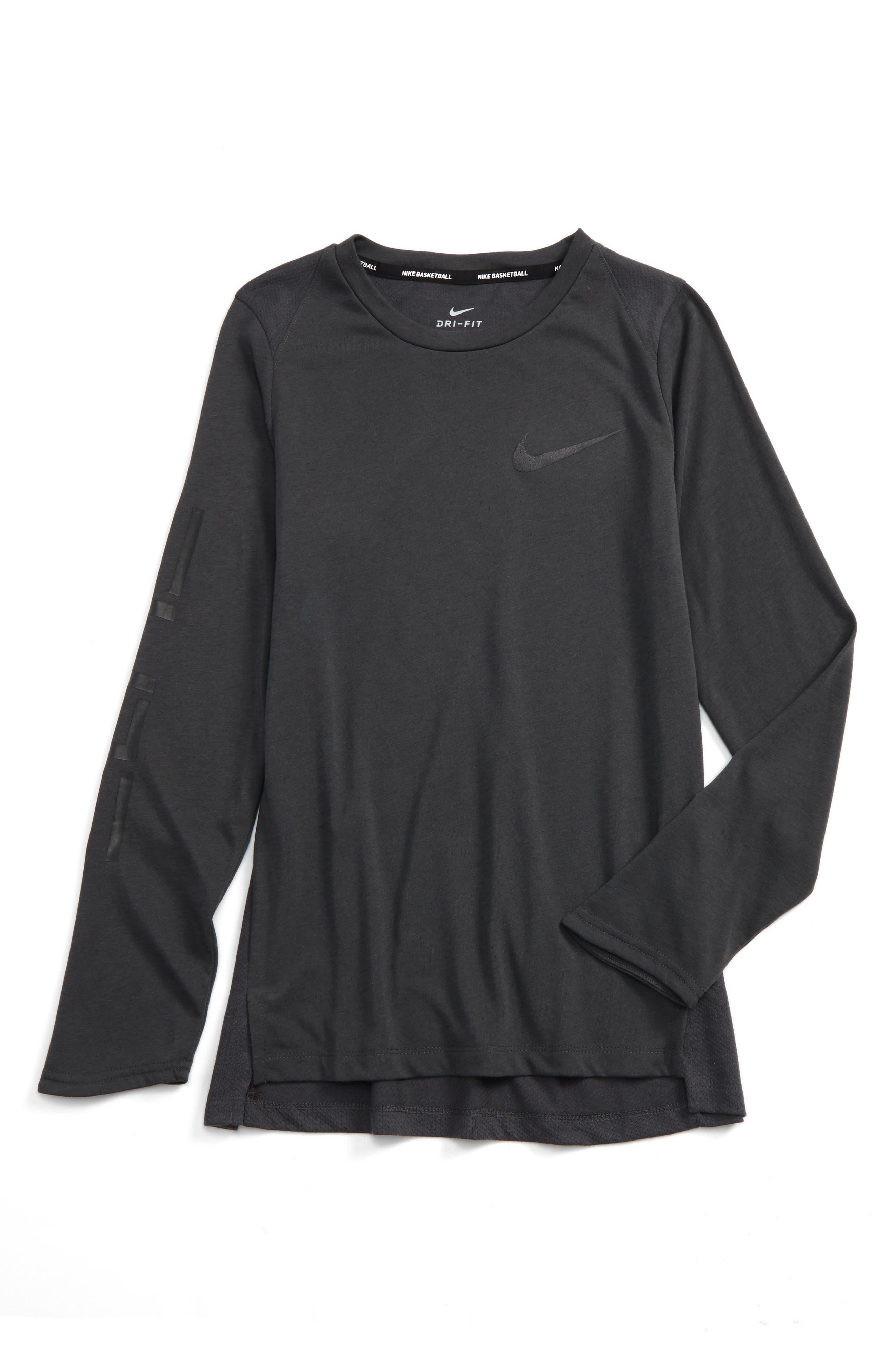 Nike Dry Elite Basketball Top (Little Boys & Big Boys)