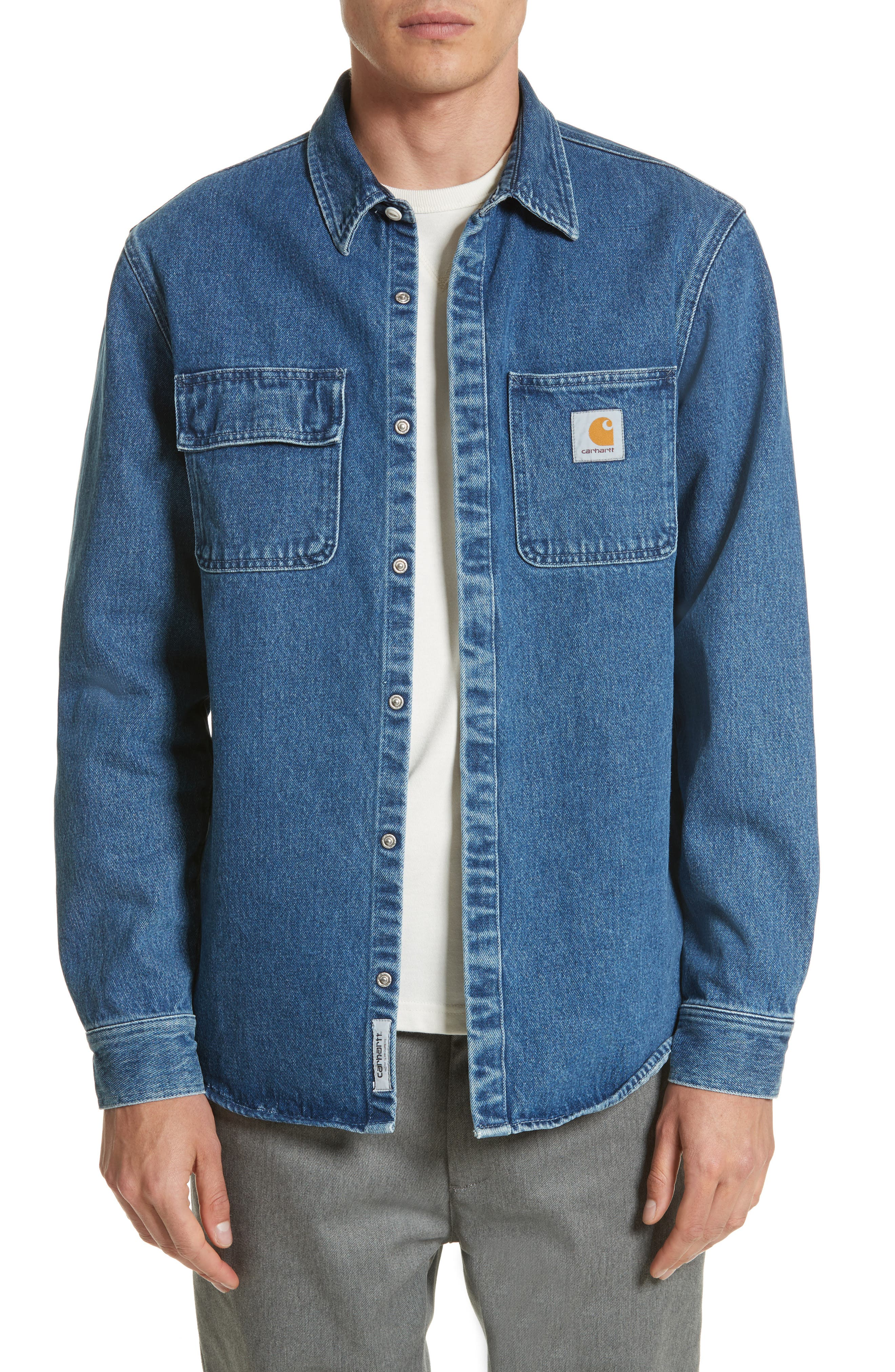 Carhartt Work in Progress Salinac Shirt Jacket