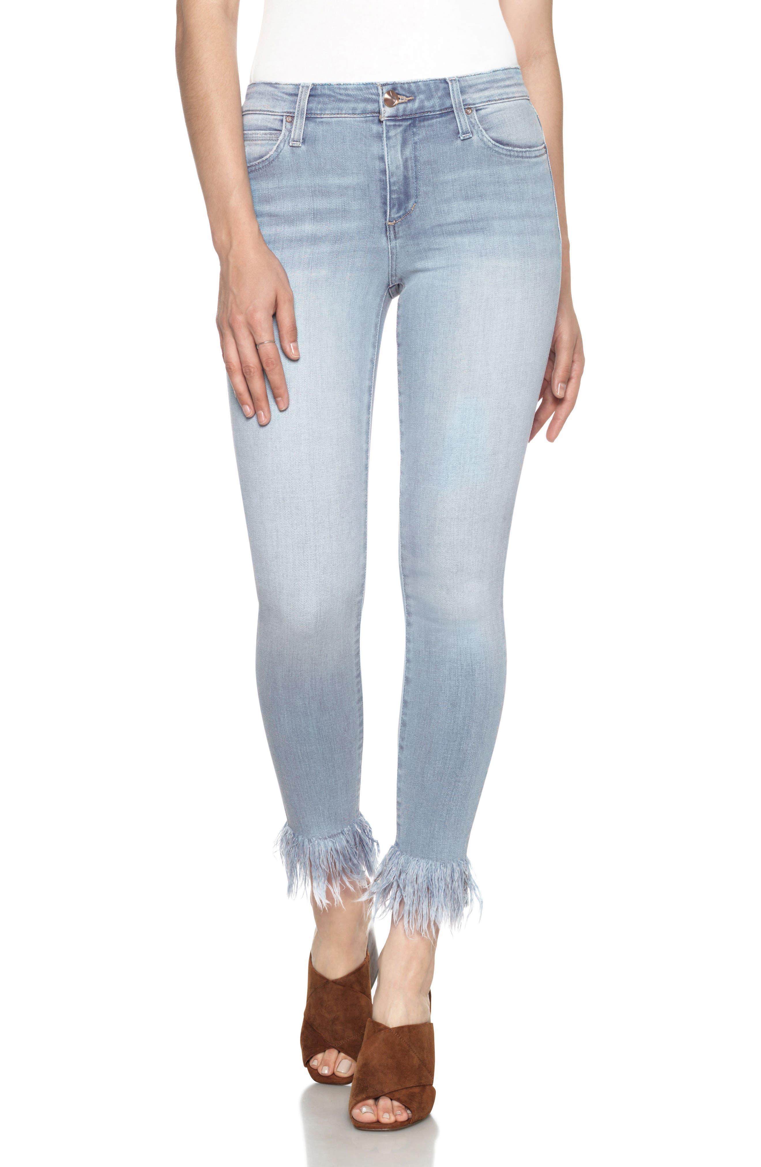 Joe's Icon Crop Skinny Jeans (Marjorie)