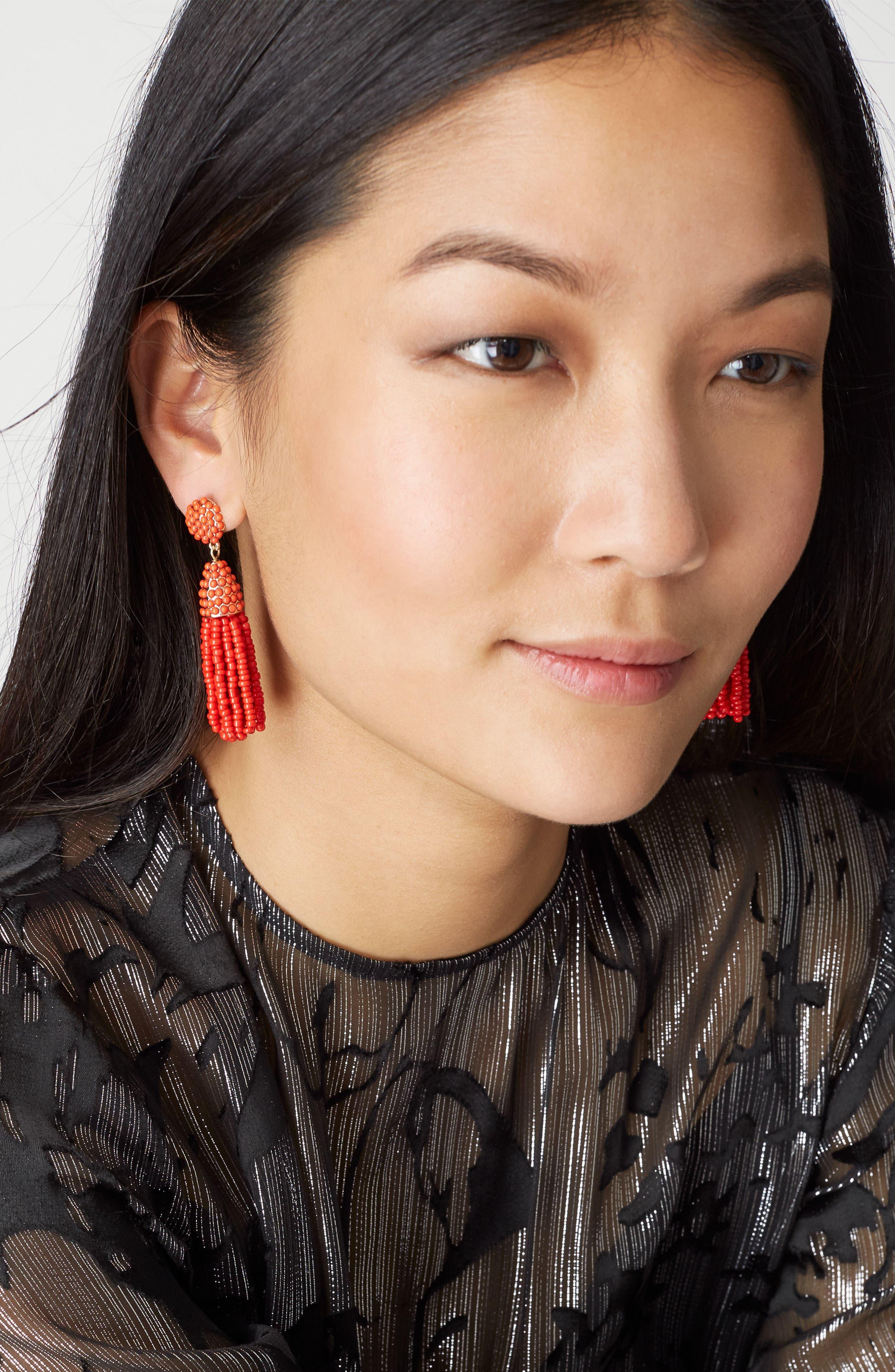 Alternate Image 2  - BaubleBar Tratar Drop Earrings