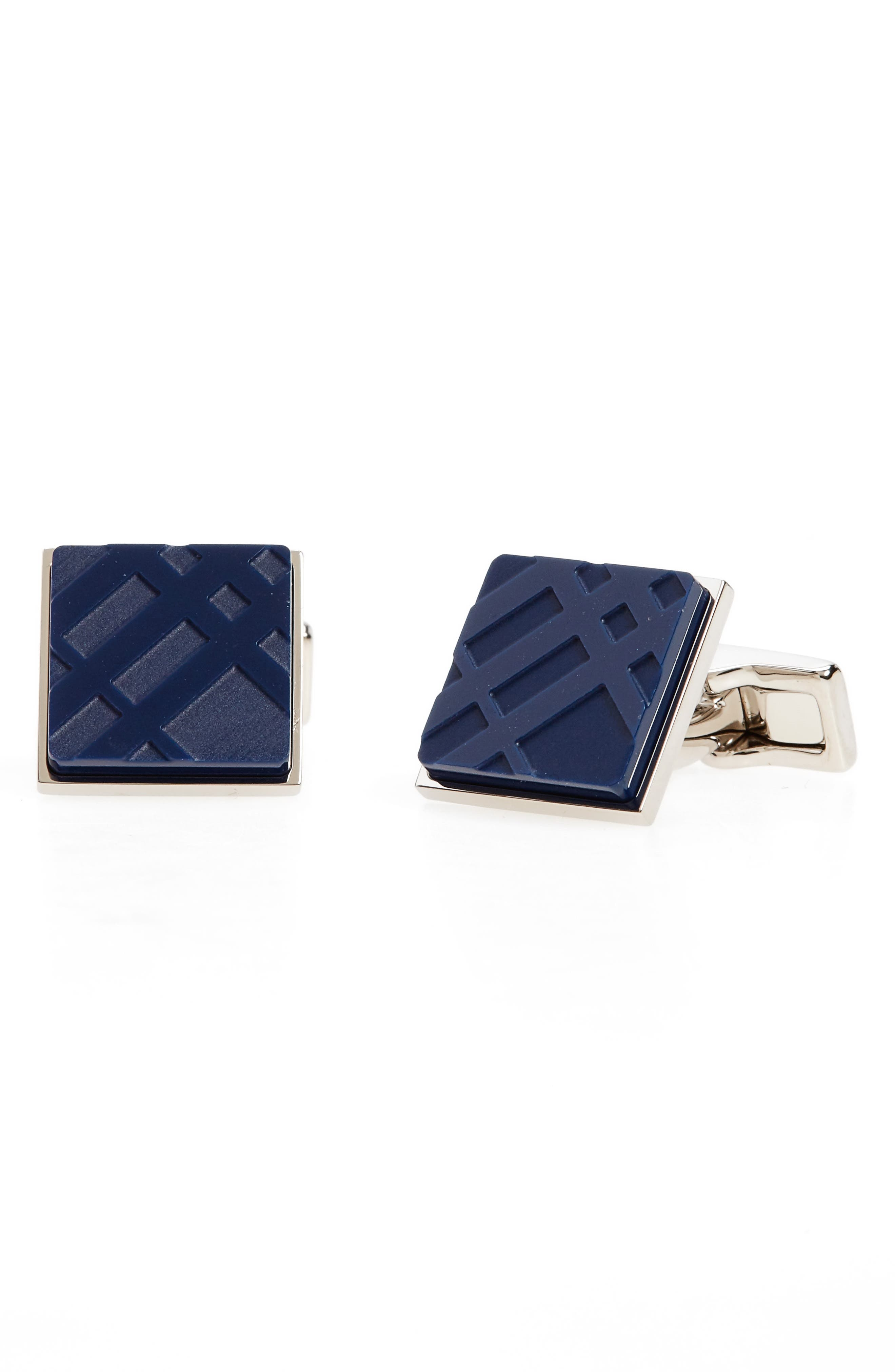 Burberry Square Cuff Links