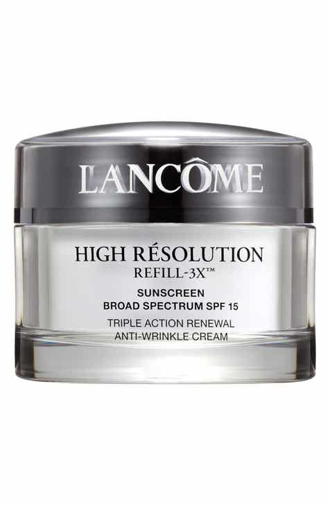 랑콤 Lancome High Resolution Refill-3X Anti-Wrinkle Moisturizer Cream