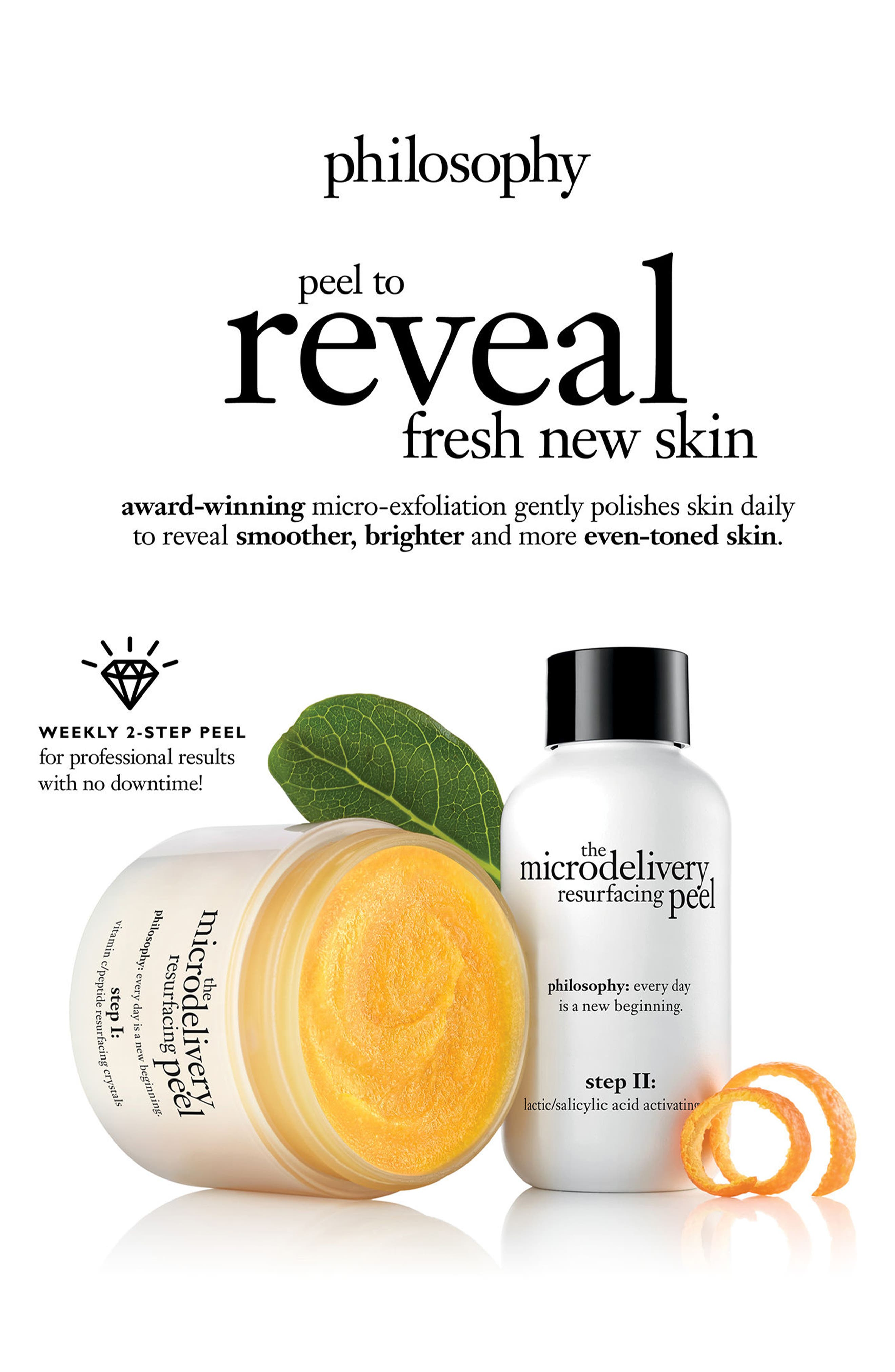Alternate Image 2  - philosophy the microdelivery peel kit