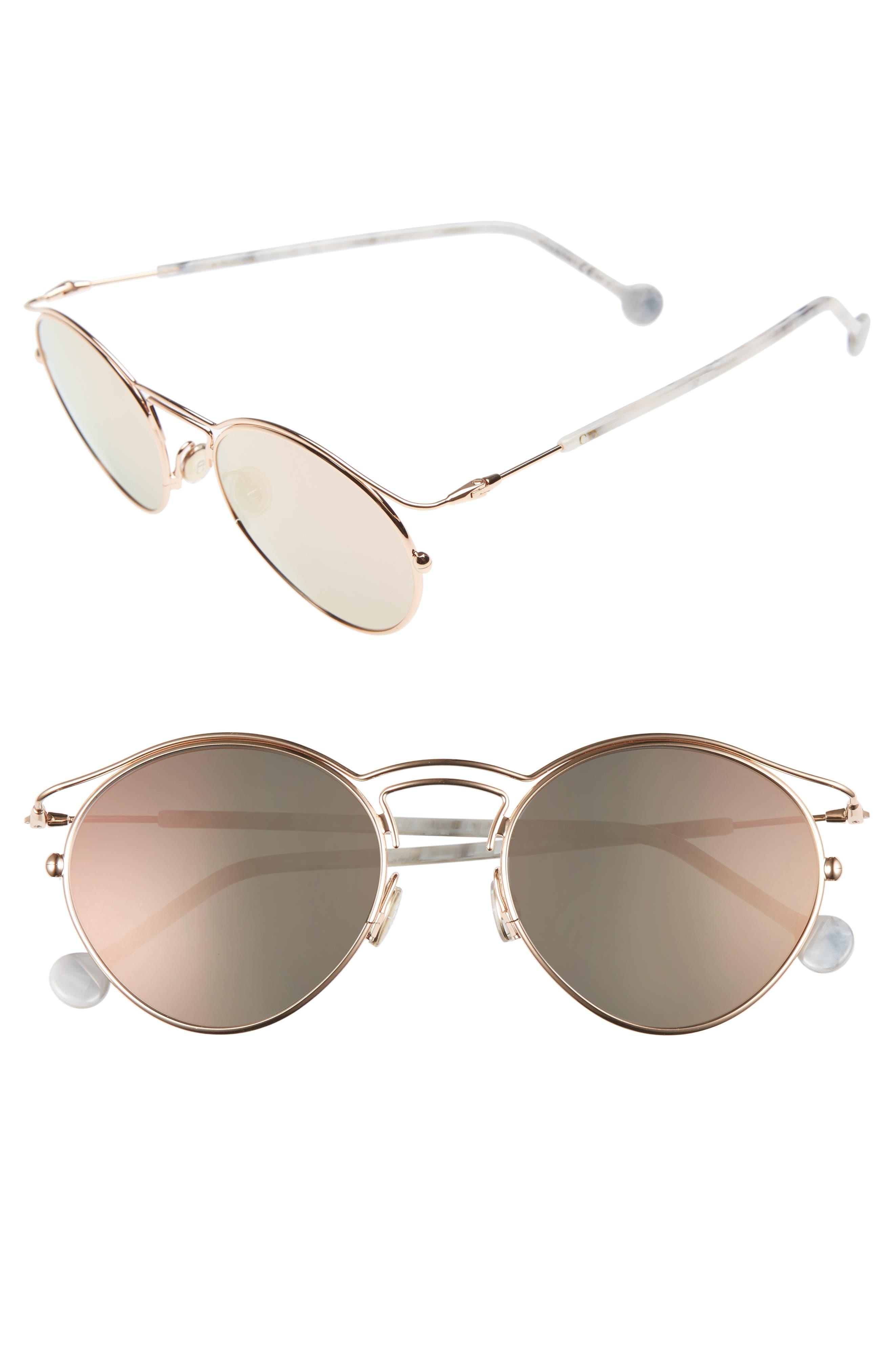 Dior Origin 53mm Sunglasses