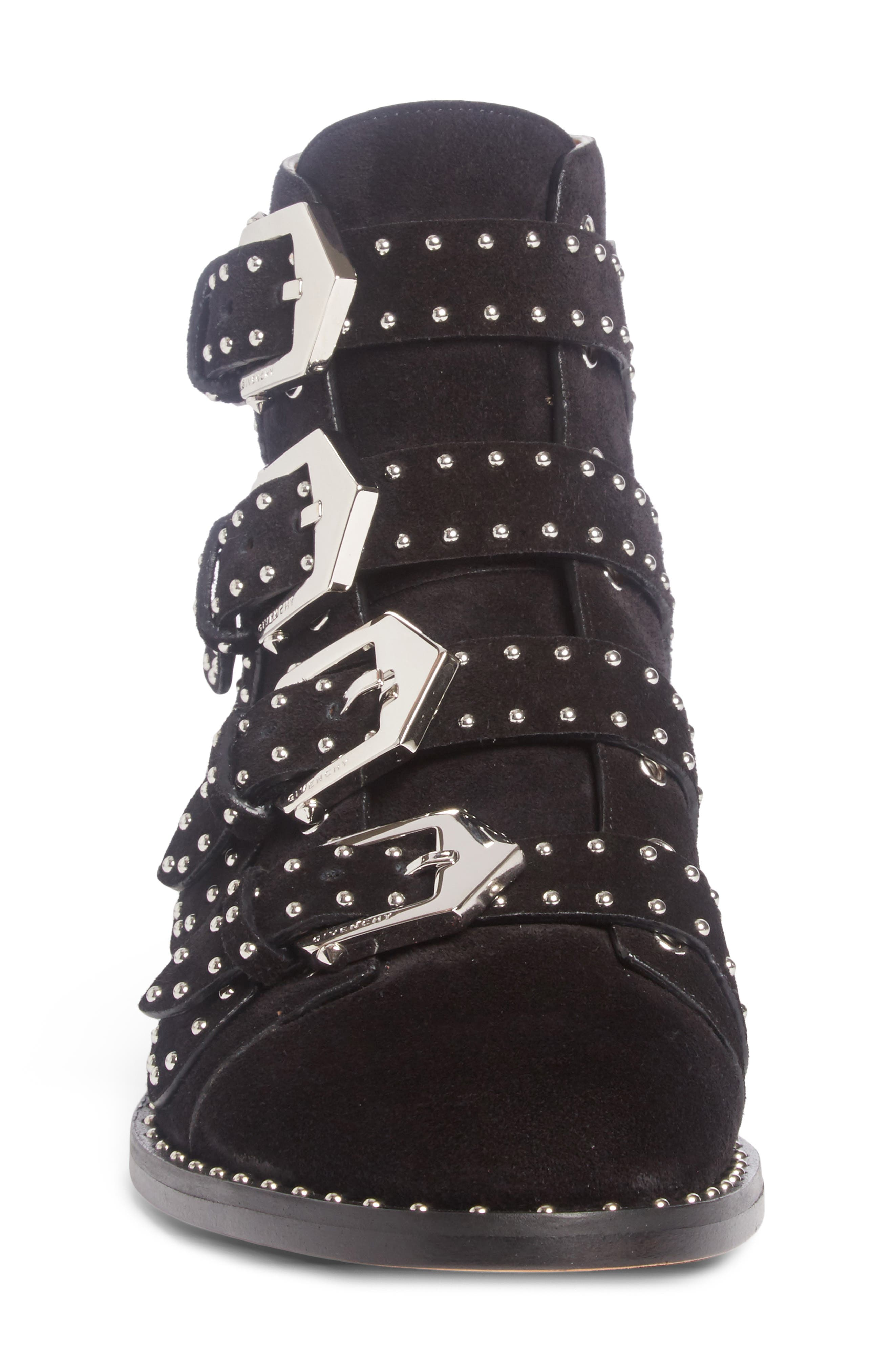 Alternate Image 3  - GivenchyBuckle Bootie (Women)