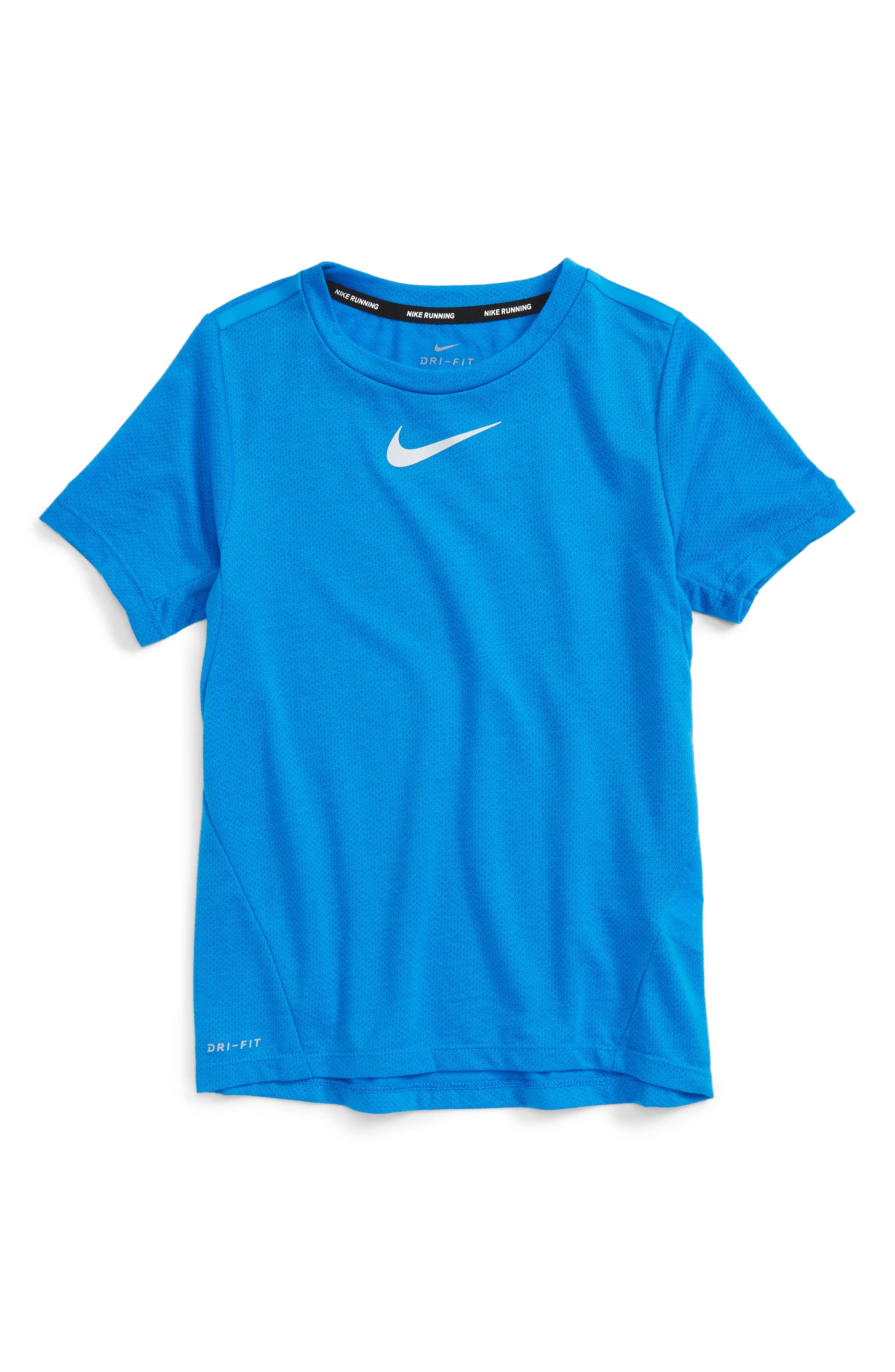Nike Tailwind Dri-FIT T-Shirt (Little Boys & Big Boys)