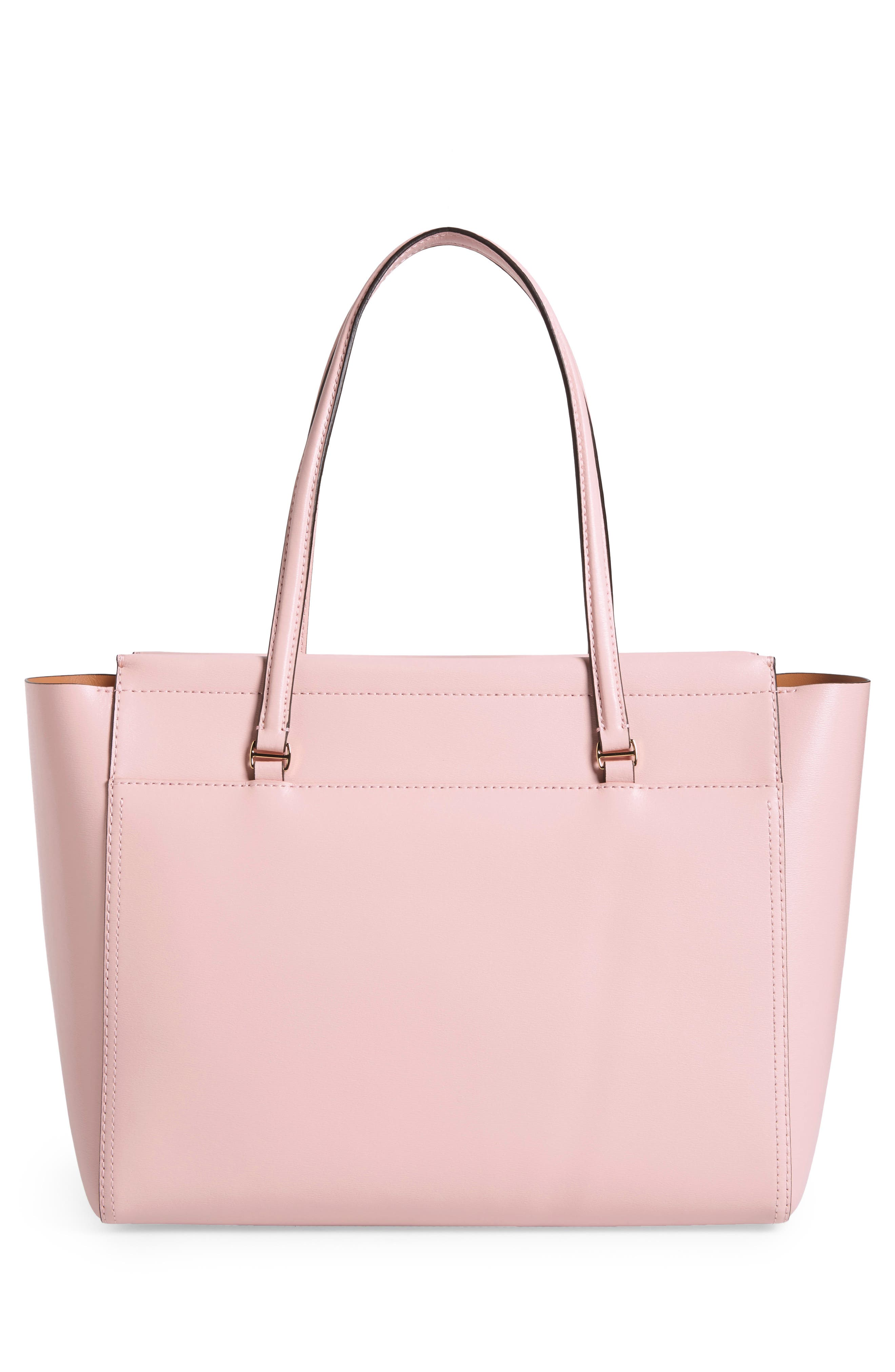 Alternate Image 3  - Tory Burch Parker Leather Tote